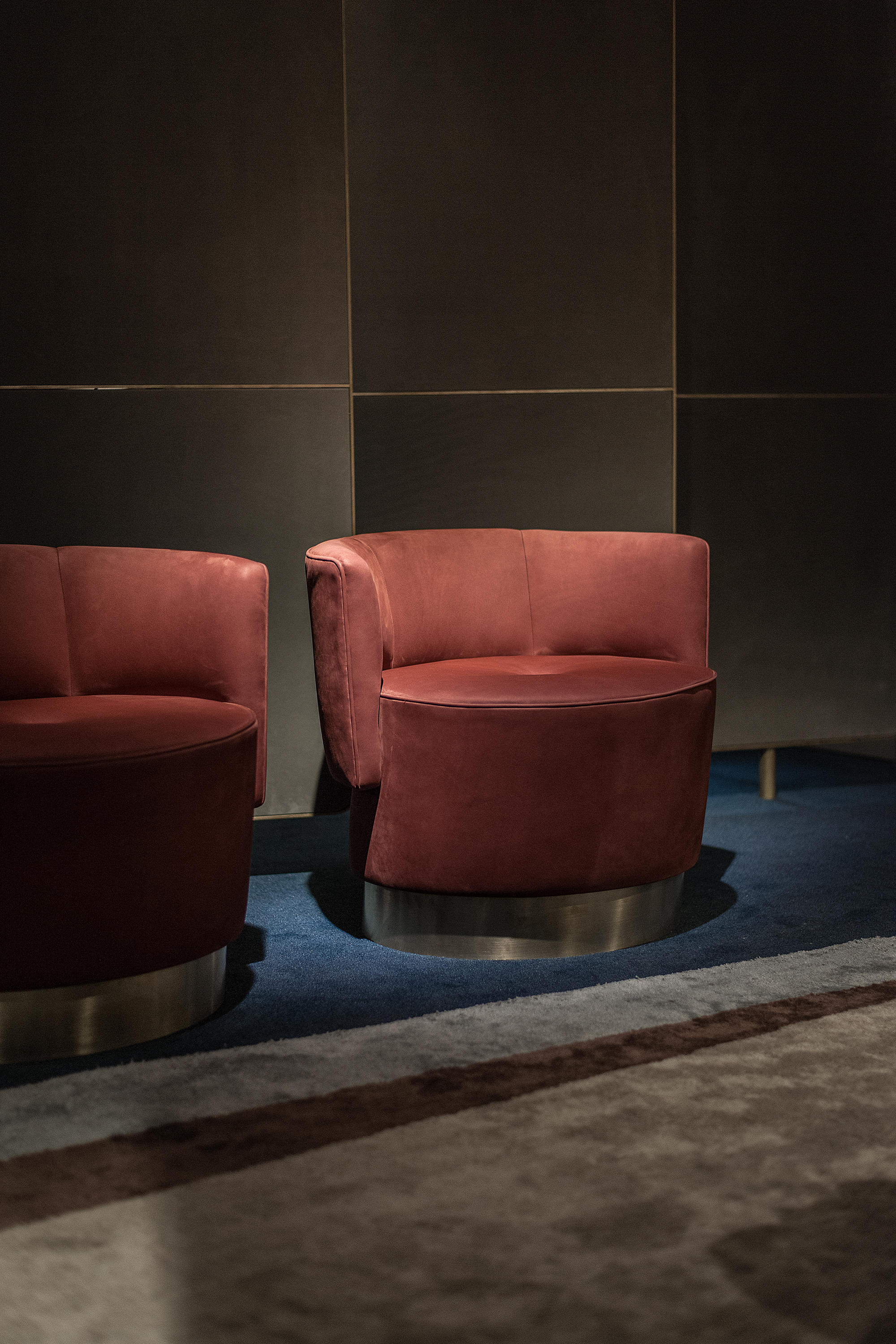 Anais Armchair Armchairs From Baxter Architonic