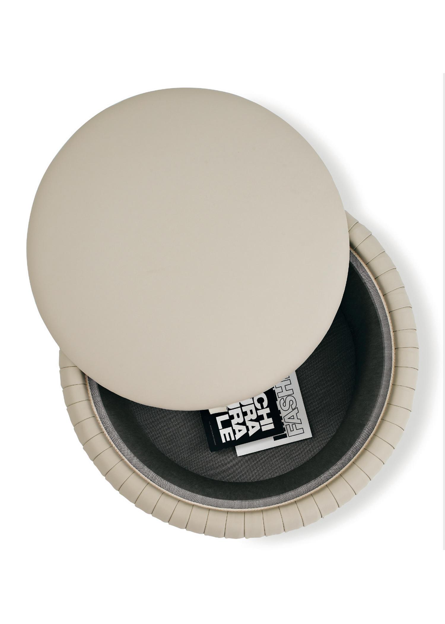 plisse poufs from tonin casa architonic. Black Bedroom Furniture Sets. Home Design Ideas
