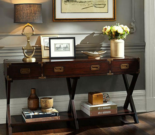 Devon Console Table By Distributed By Williams Sonoma, Inc. TO THE TRADE