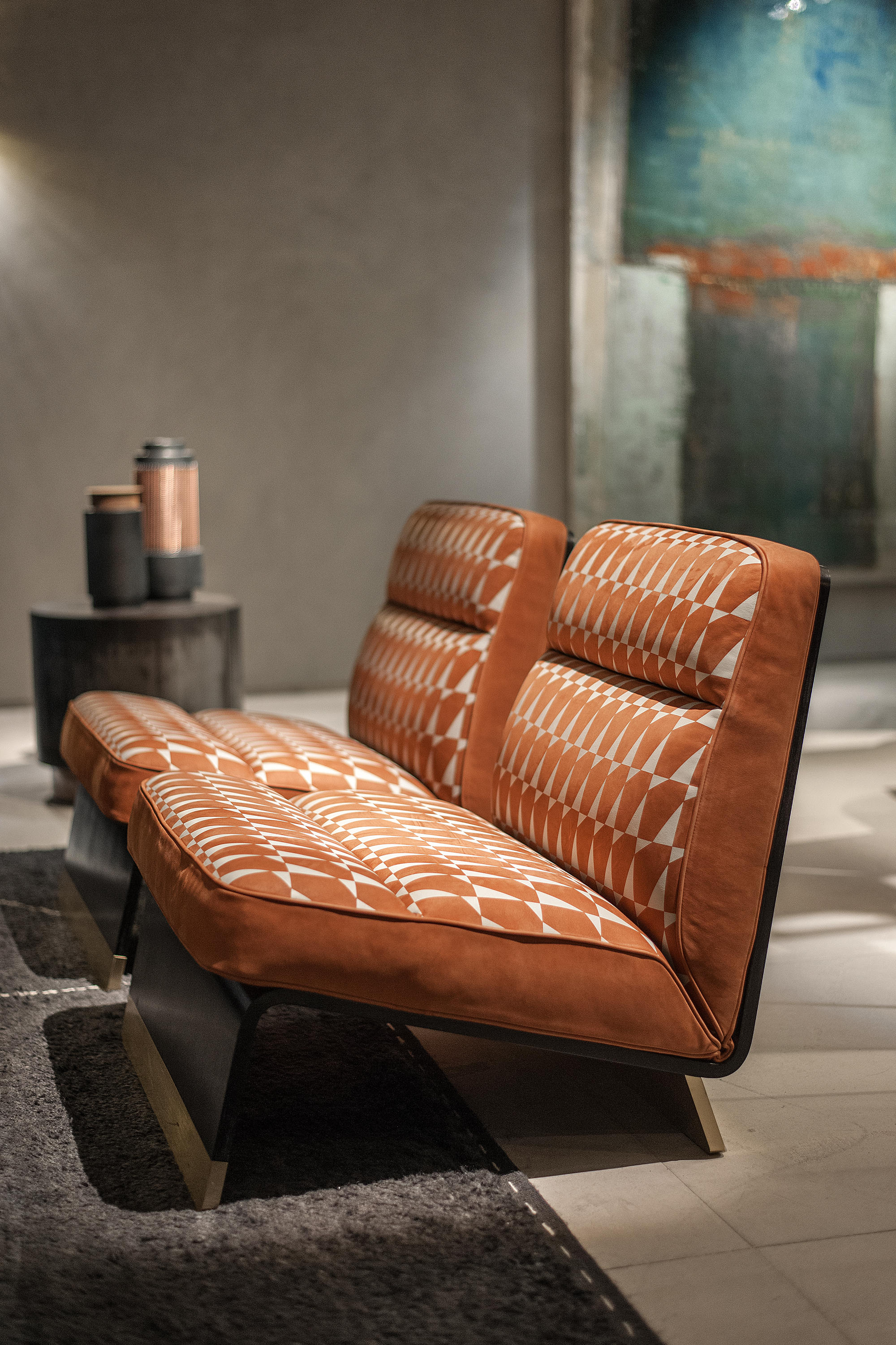 Greta Armchair Armchairs From Baxter Architonic