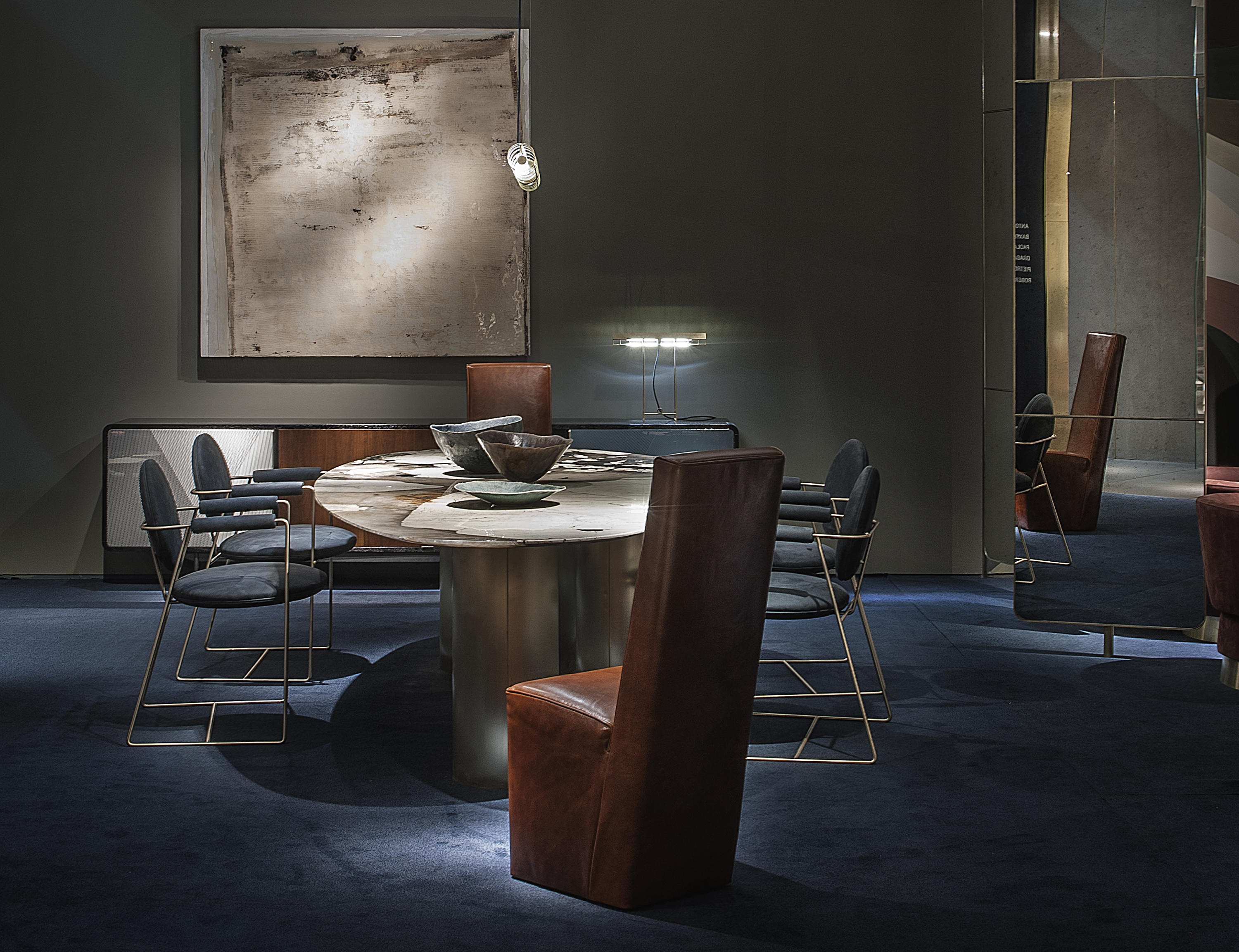 Lagos Dining Tables From Baxter Architonic