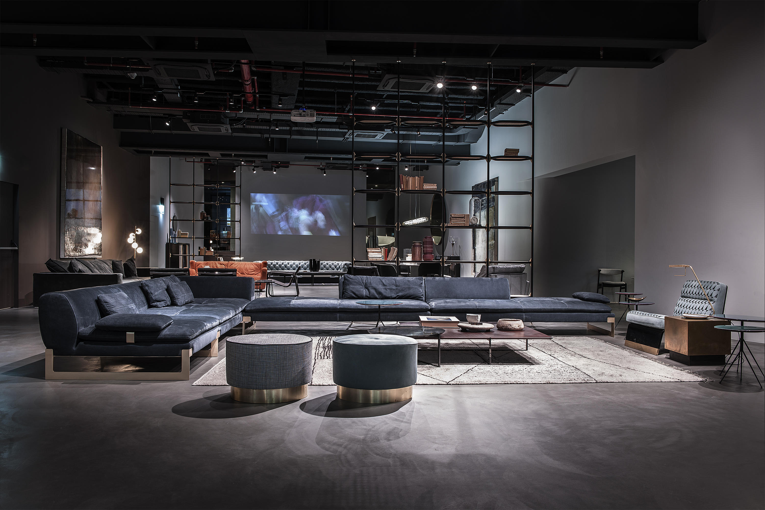 Viktor Sofas From Baxter Architonic