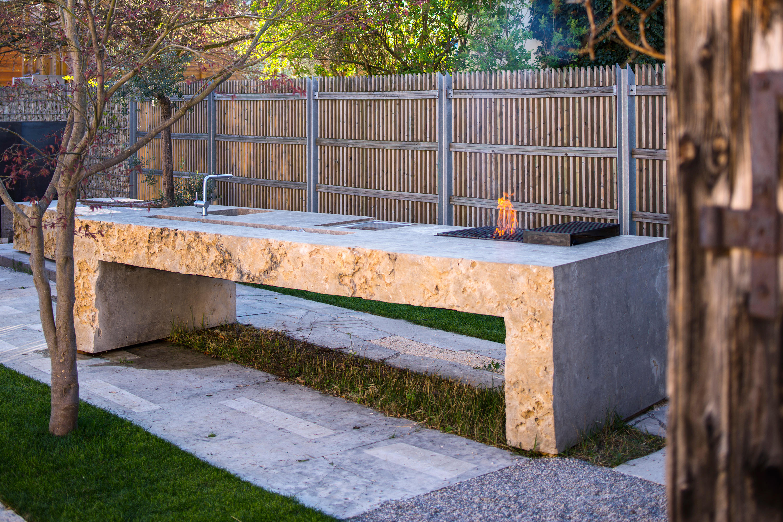 Steine Für Außenküche : Wado14 grills von hauser naturstein architonic