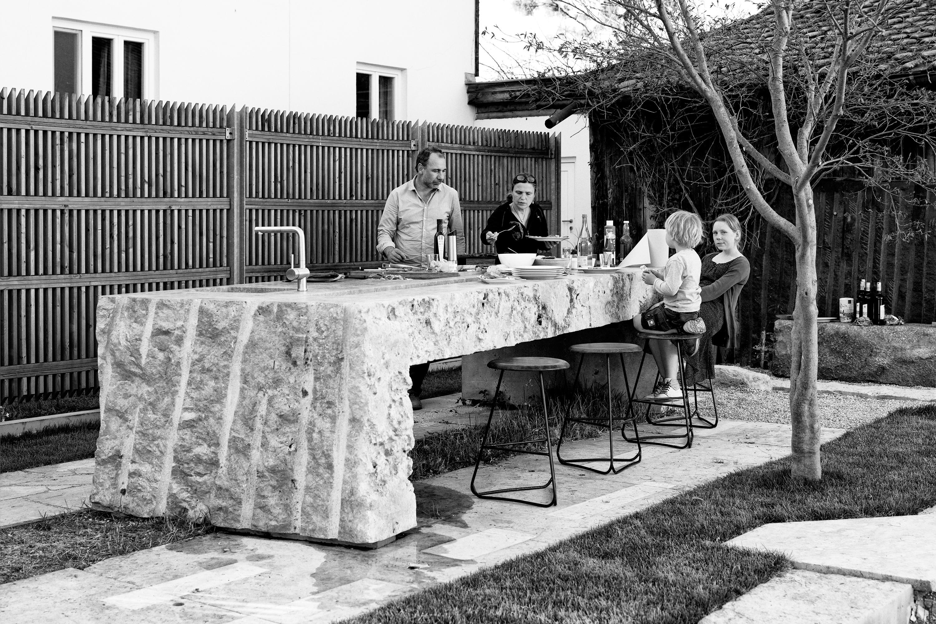 WADO14 - Barbecues from Hauser Naturstein | Architonic