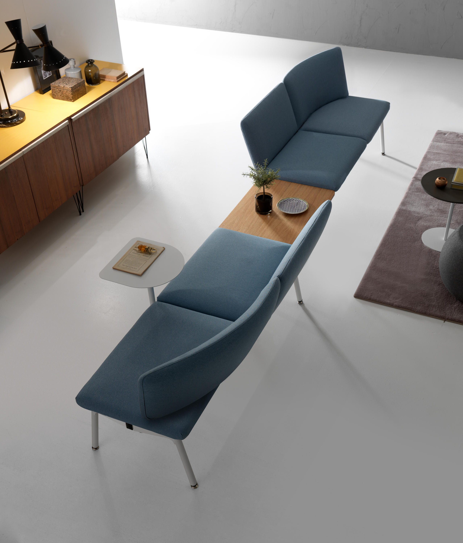 Mega panca modulare panche quinti sedute architonic for Sedute di design