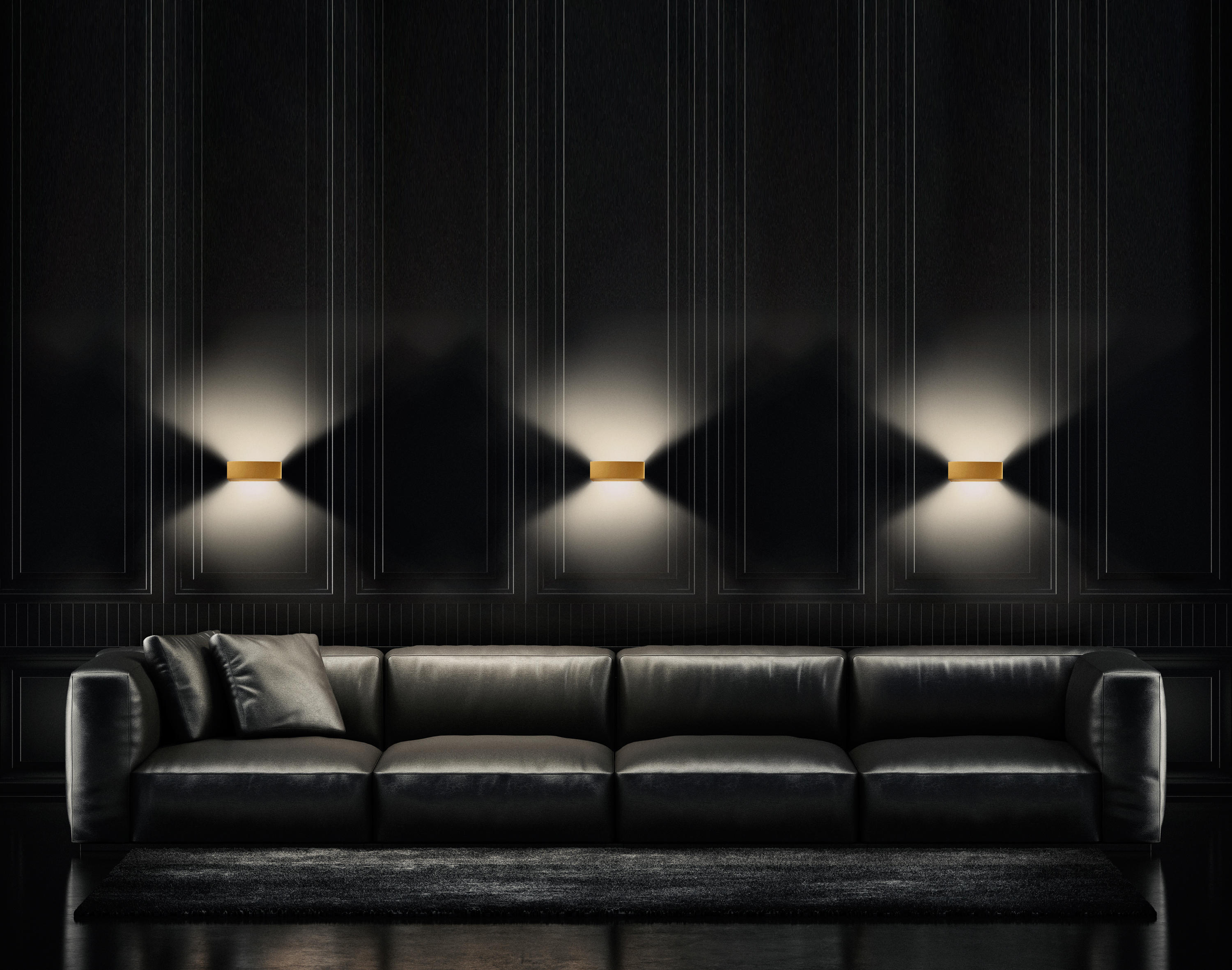 MOOD 1 Wall Mounted Spotlights From Light Point Architonic