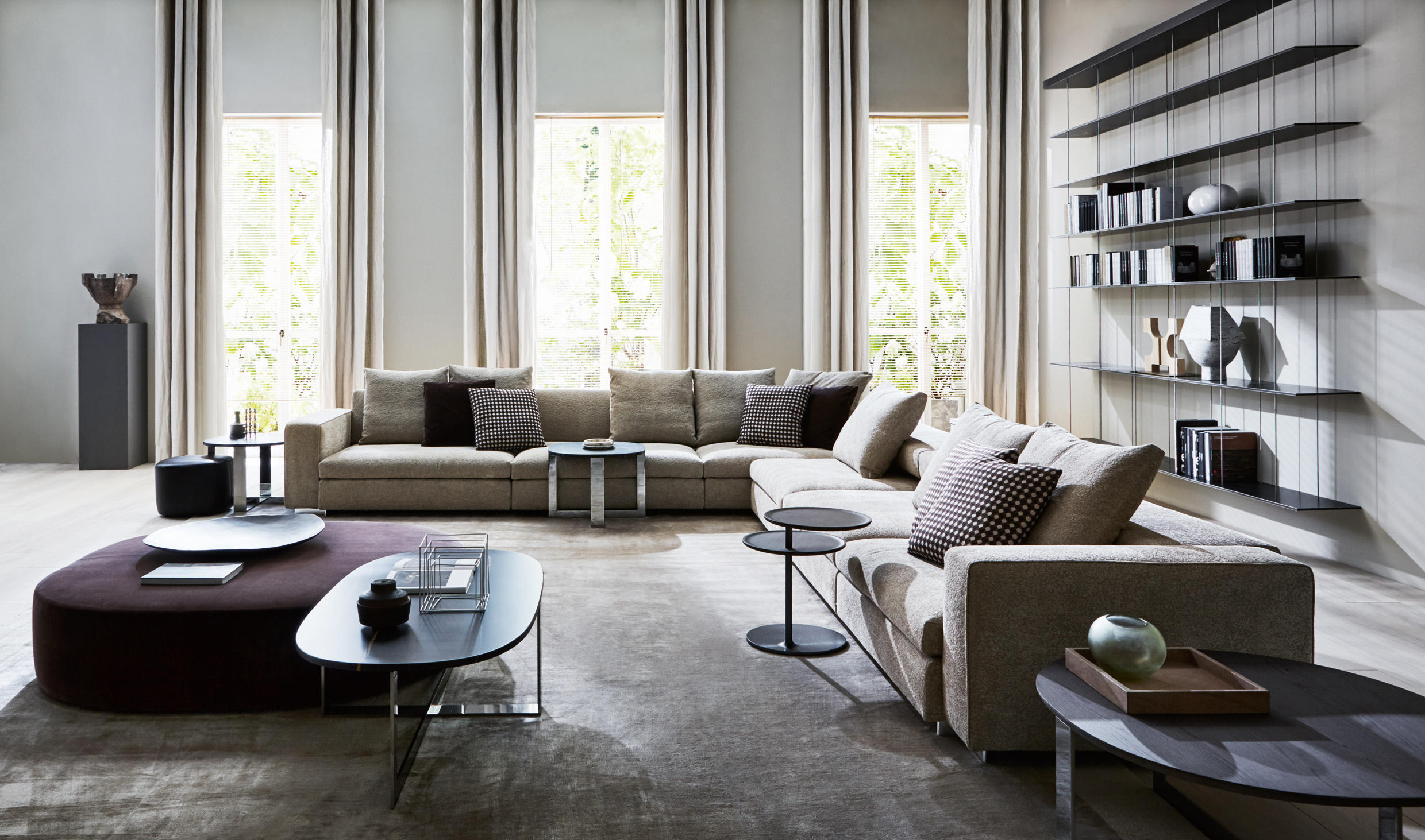 Domino Next Side Tables From Molteni Amp C Architonic