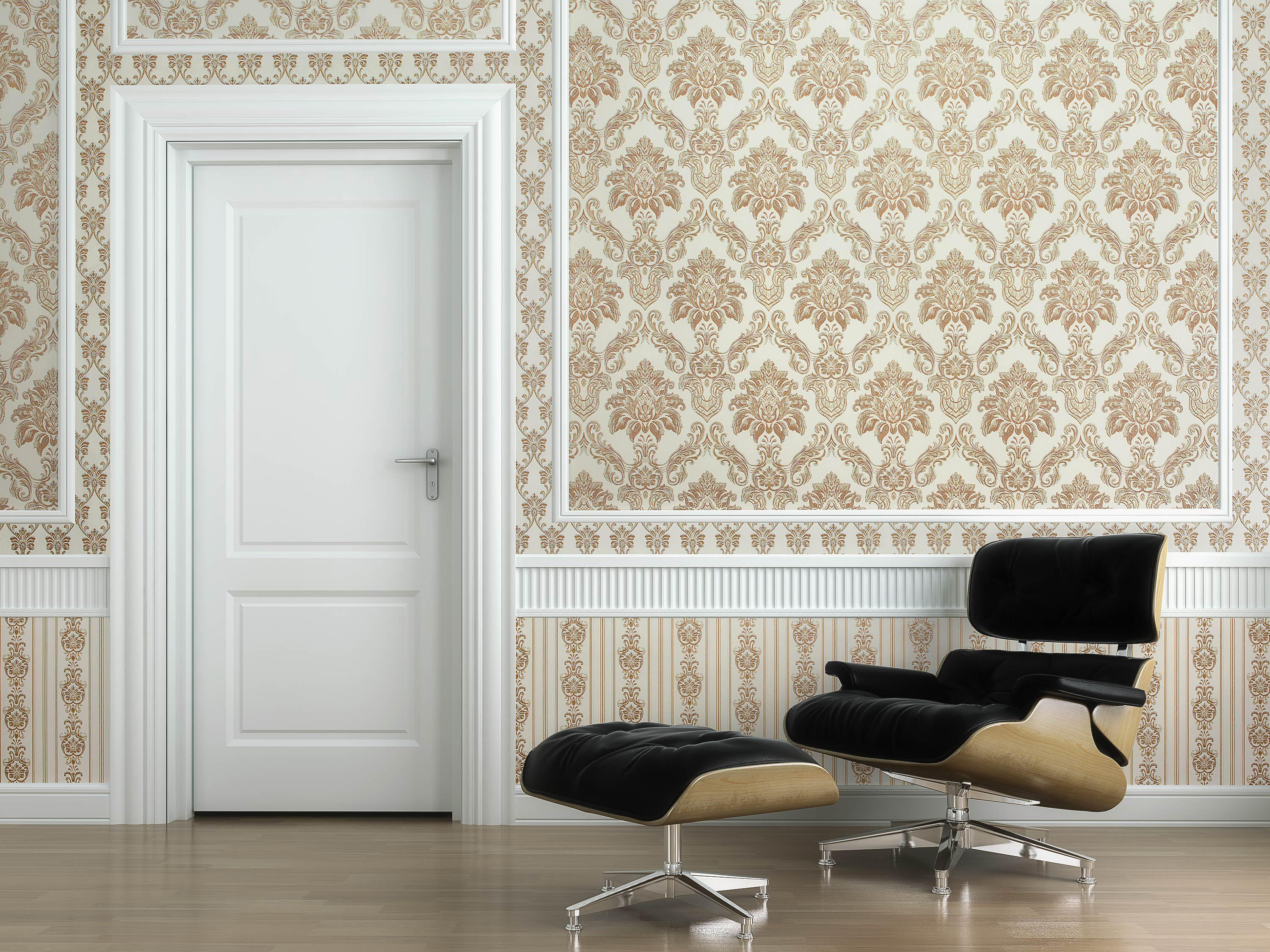 Versailles   3D Baroque Wallpaper EDEM 696 92 By E Delux ...