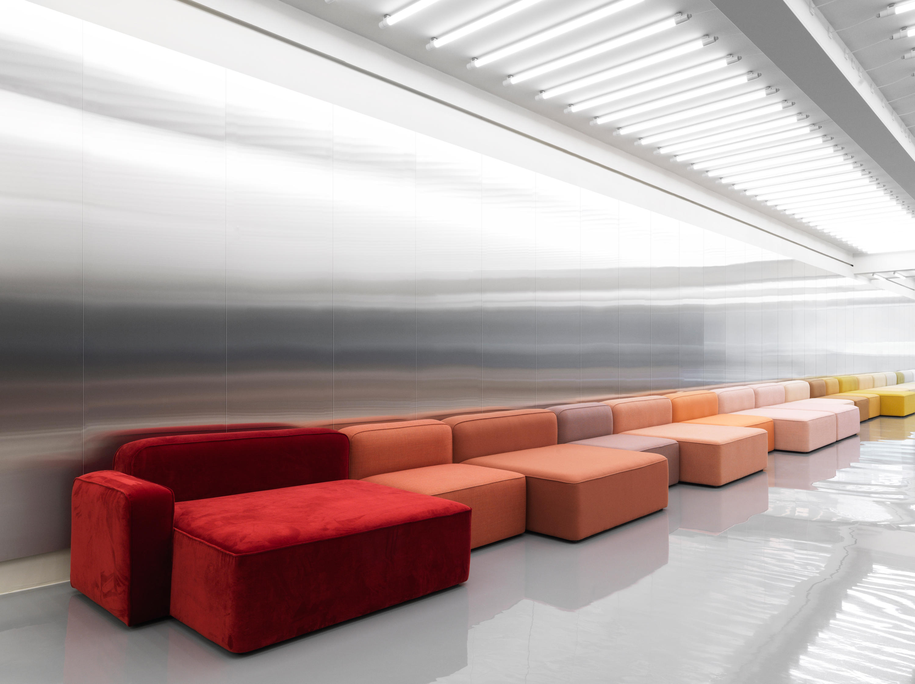 Rope sofa lounge sofas from normann copenhagen architonic Riess ambiente sofa