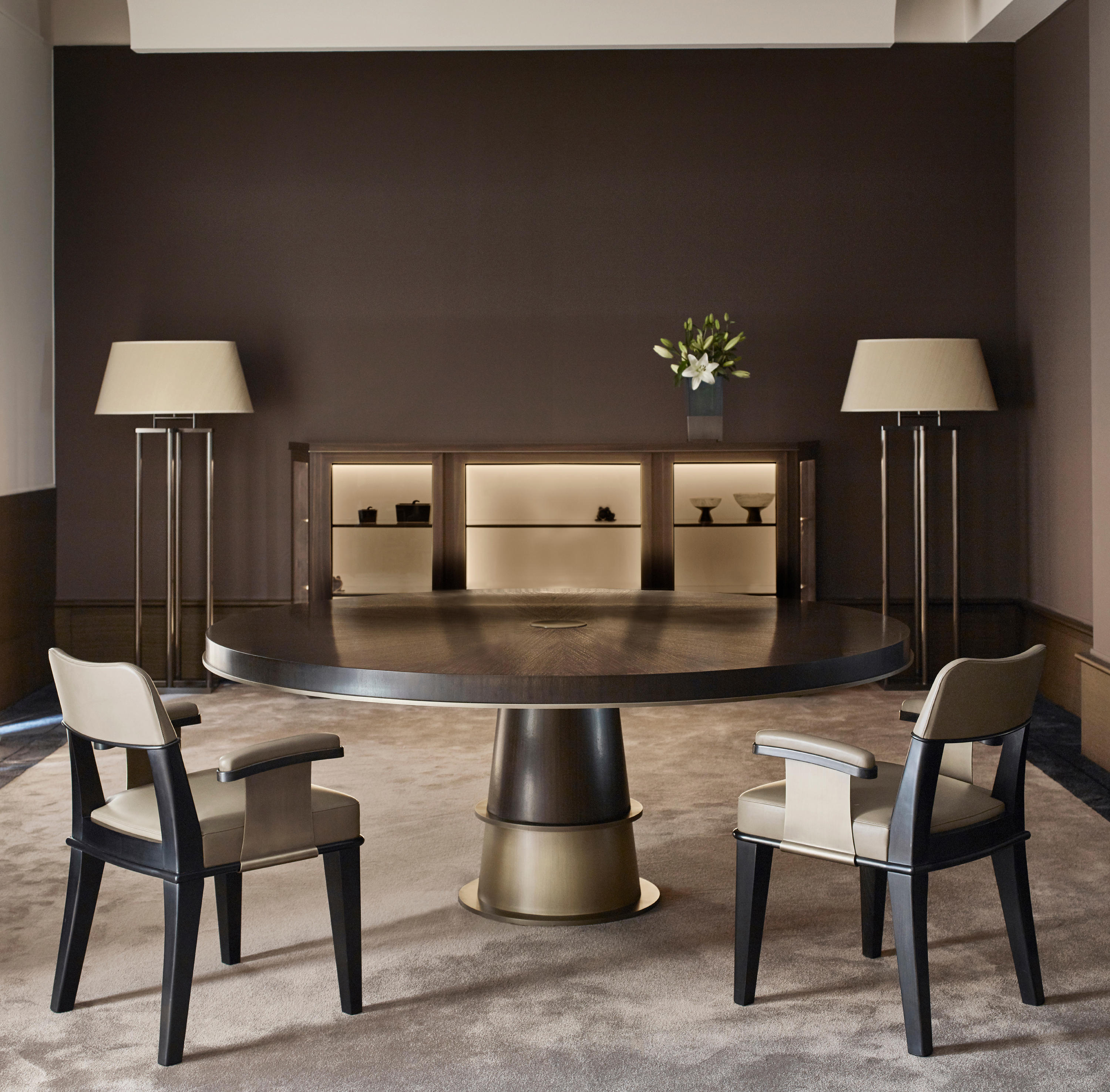 Tornasoleambient02B 3000×2950  Dining  Pinterest Delectable Dining Room Furniture Dubai Design Decoration