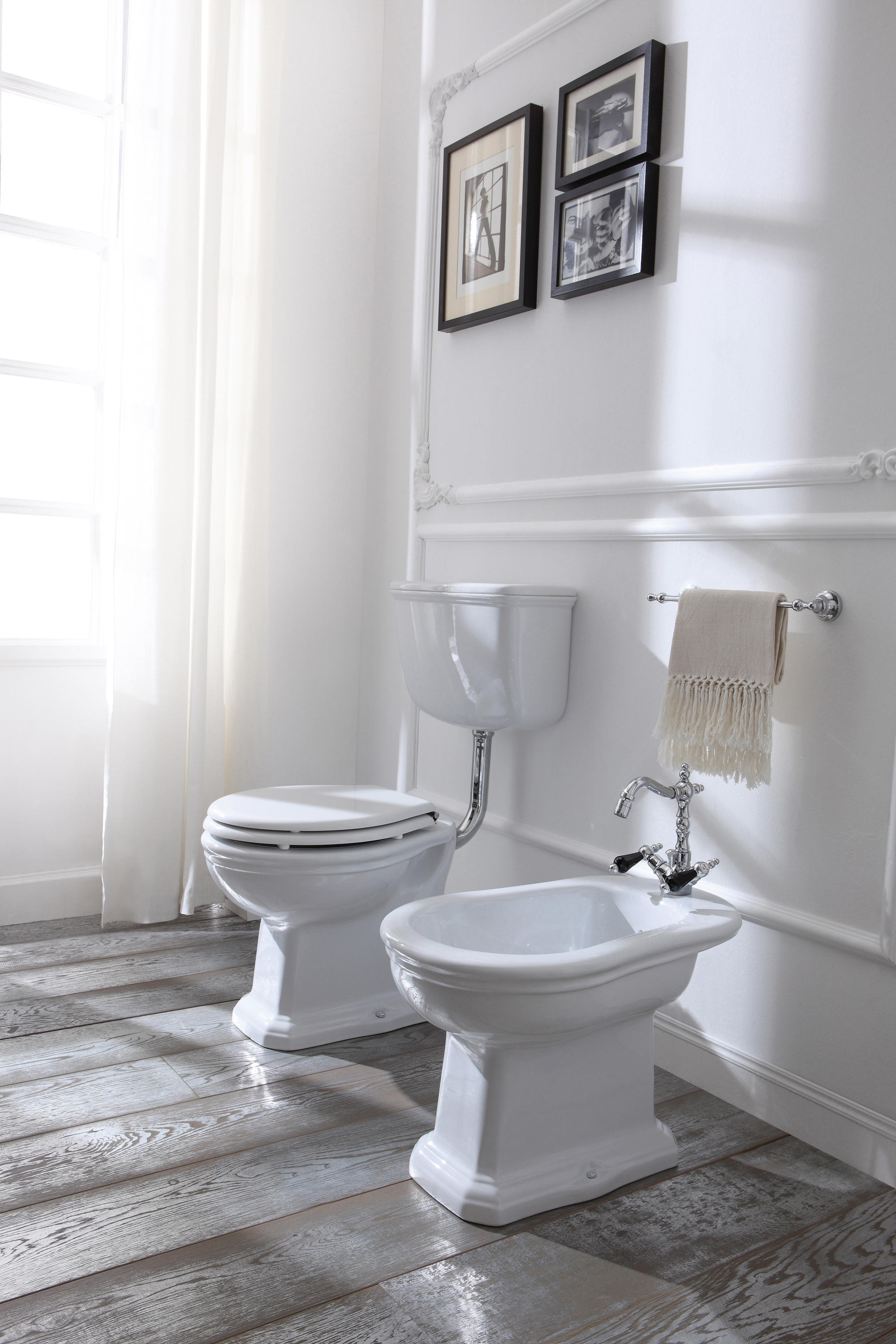 Impero style bidet a terra bidet olympia ceramica architonic - What is a bidet used for ...