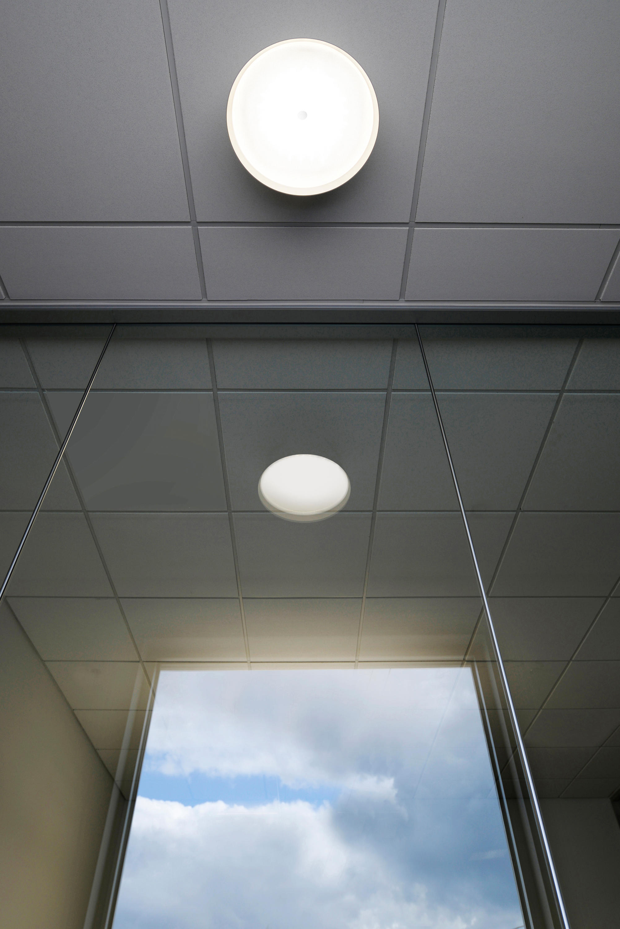 light ceiling exam lighting led mount nova medical nxc burton