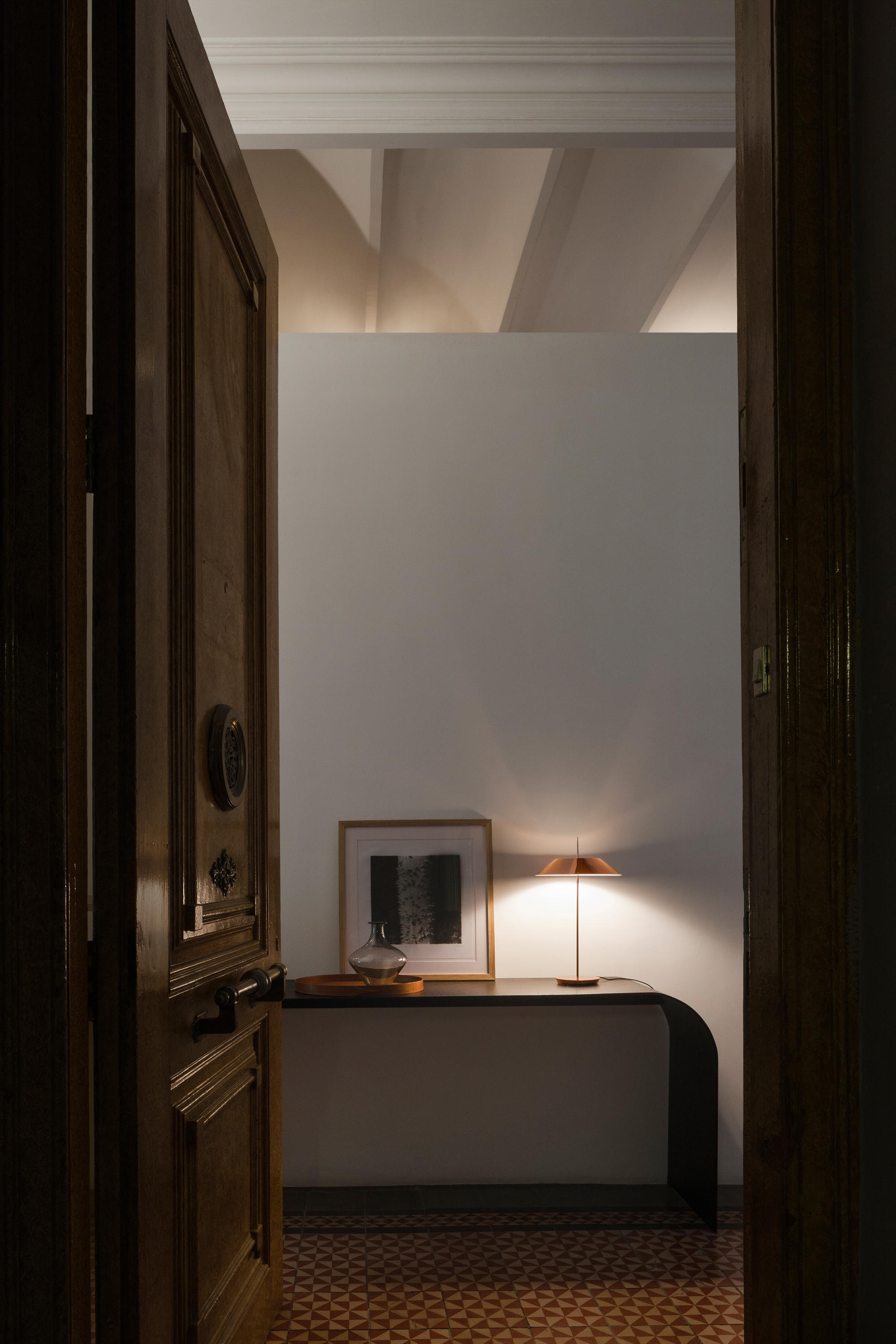 Mayfair Table Lamp Table Lights From Vibia Architonic