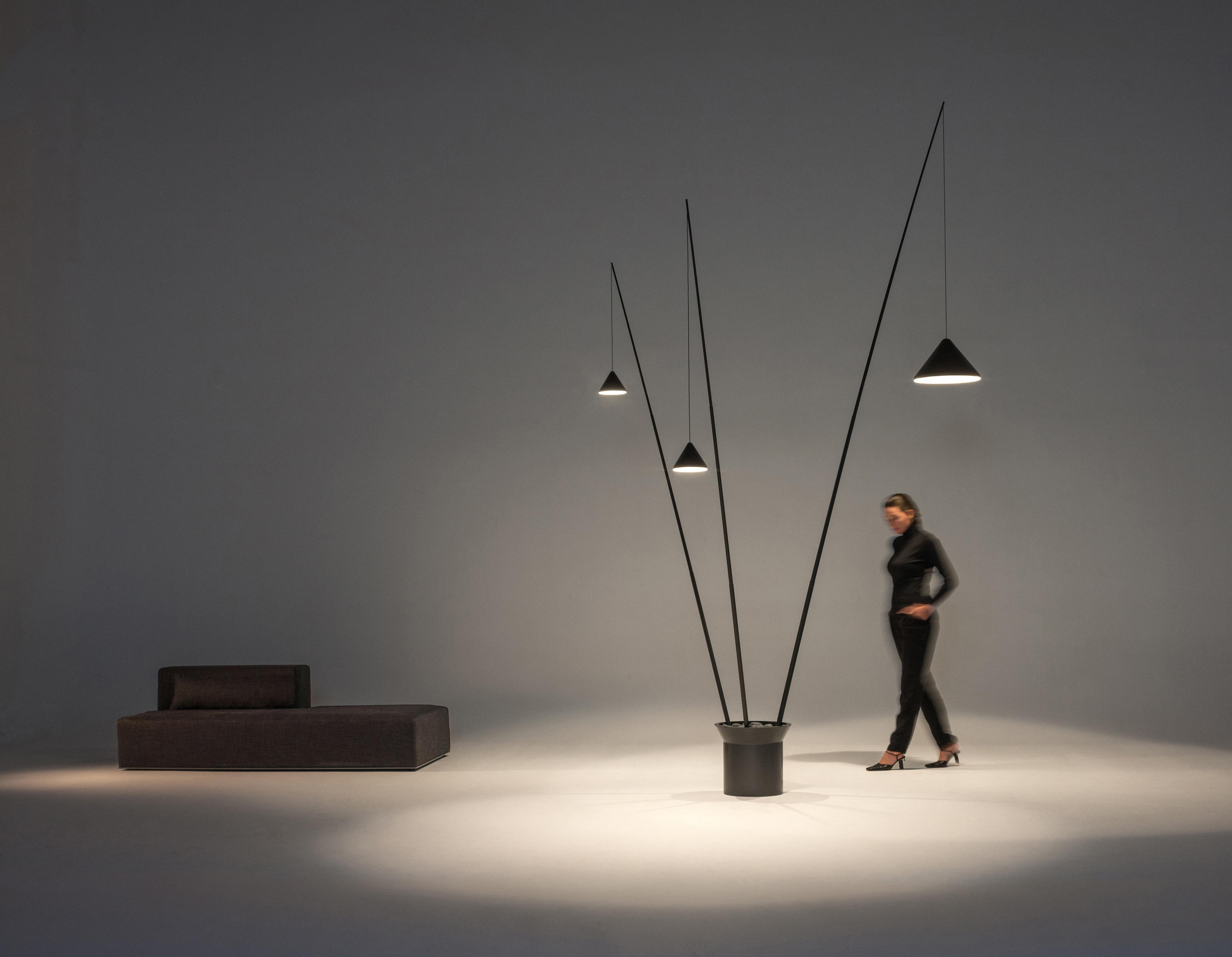 north pendant lamp general lighting from vibia architonic. Black Bedroom Furniture Sets. Home Design Ideas