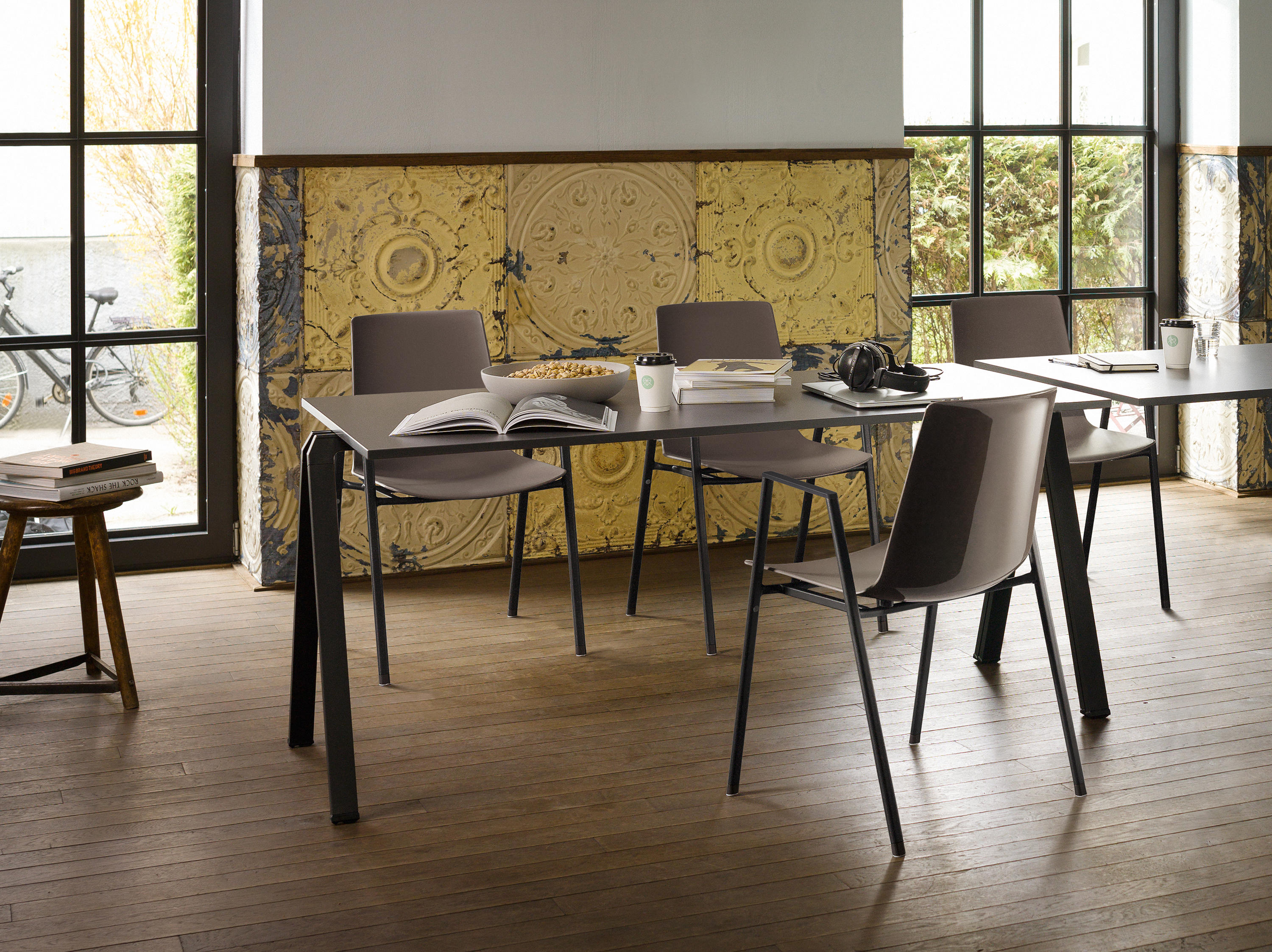 Yuno Stacking Table Contract Tables From Wiesner Hager