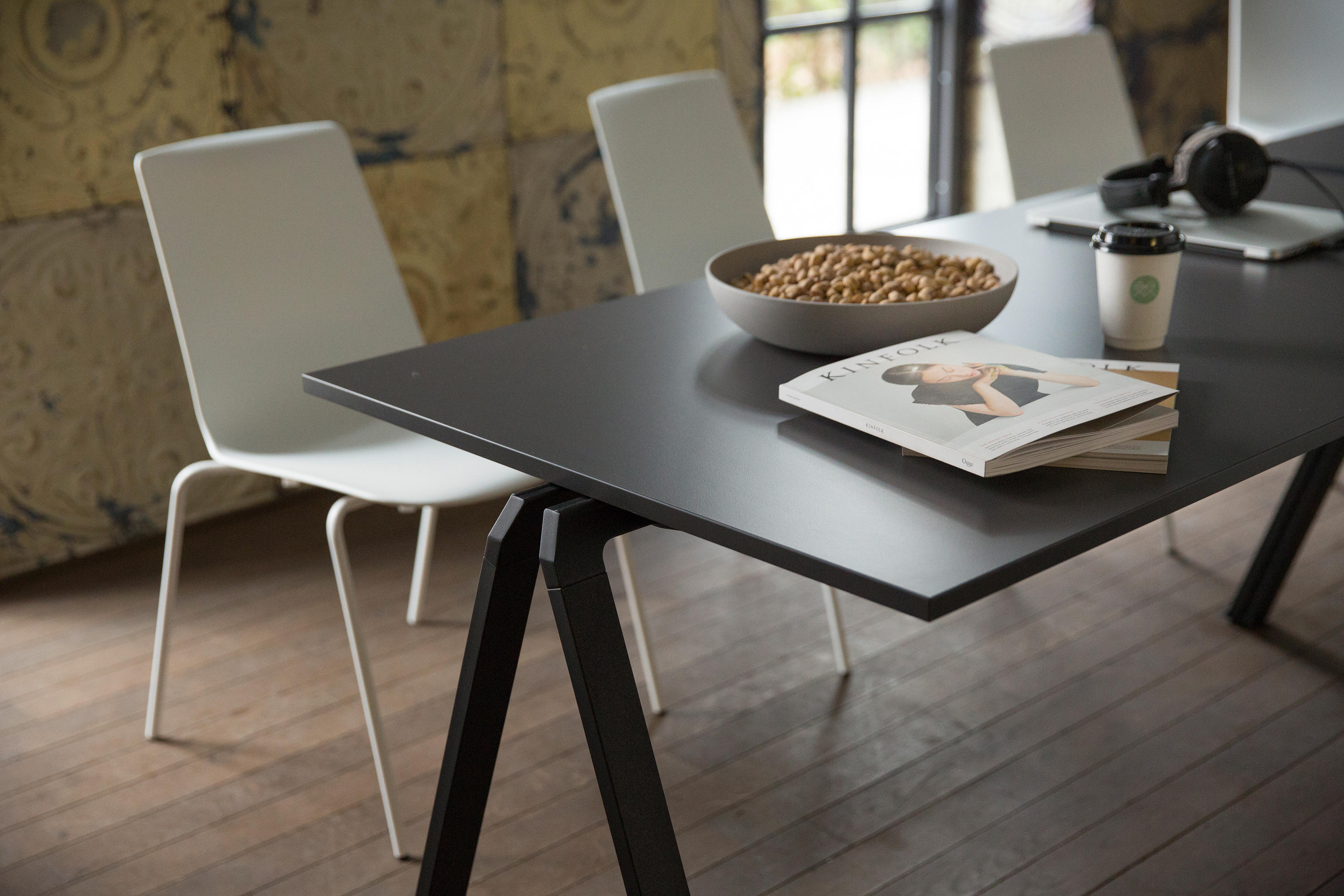 yuno stacking table multipurpose tables from wiesner hager architonic. Black Bedroom Furniture Sets. Home Design Ideas
