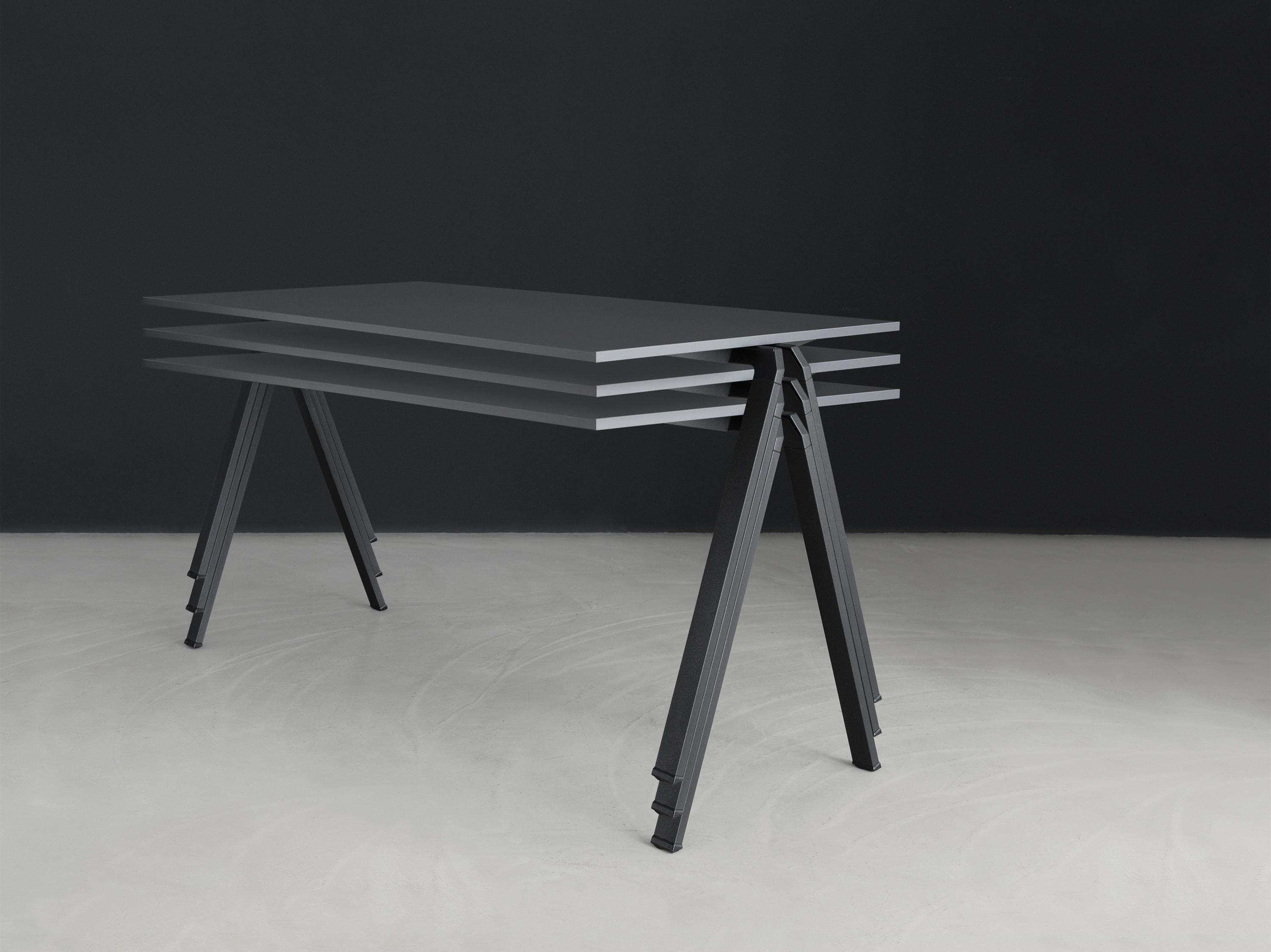Fabulous Yuno Stacking Table By With Hager