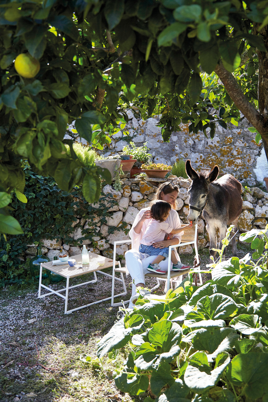 Tituna butaca sillones de jard n de gandiablasco for Butaca de jardin