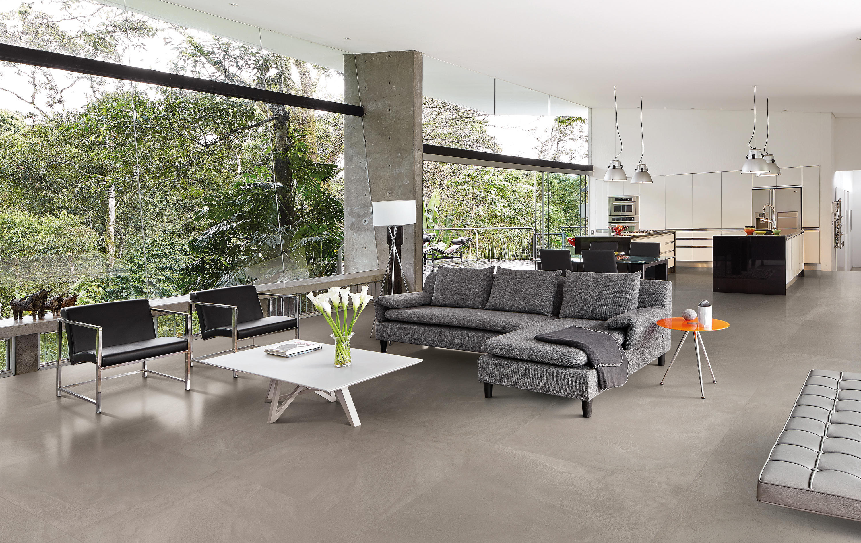 3 bianco floor tiles from emilgroup architonic for Carrelage 60x60 taupe