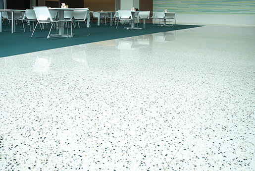 Floorazzo Mineral Composite Panels From Mats Inc