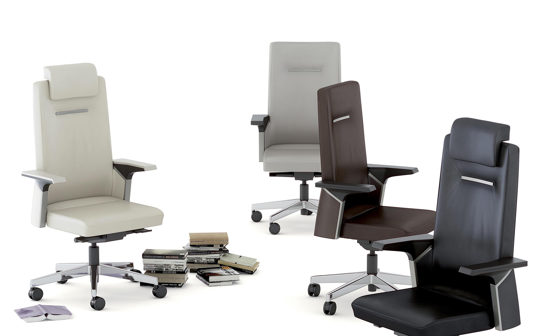 K01 executive chairs from sokoa architonic for Sokoa hendaye
