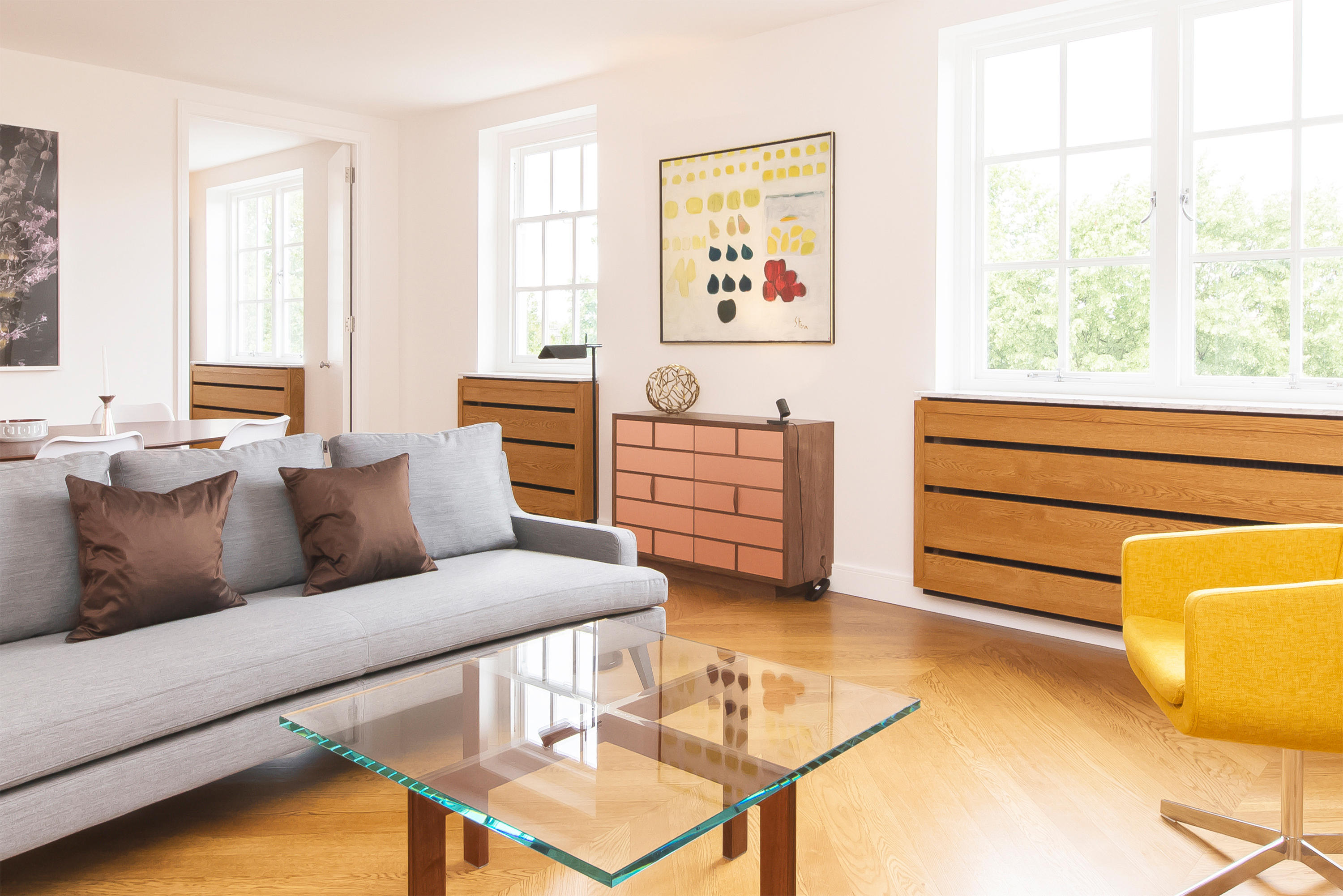 brompton book case wall shelves from ivar architonic