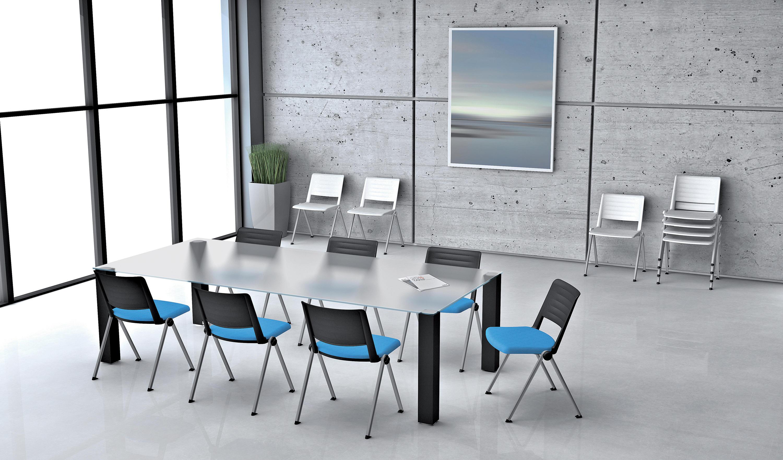 Smash v visitors chairs side chairs from sokoa for Sokoa hendaye