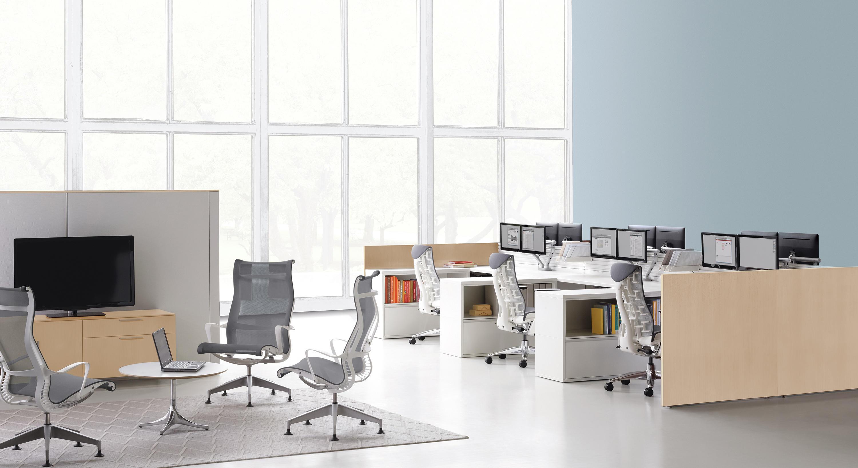 embody chair von herman miller - Herman Miller Tischsysteme