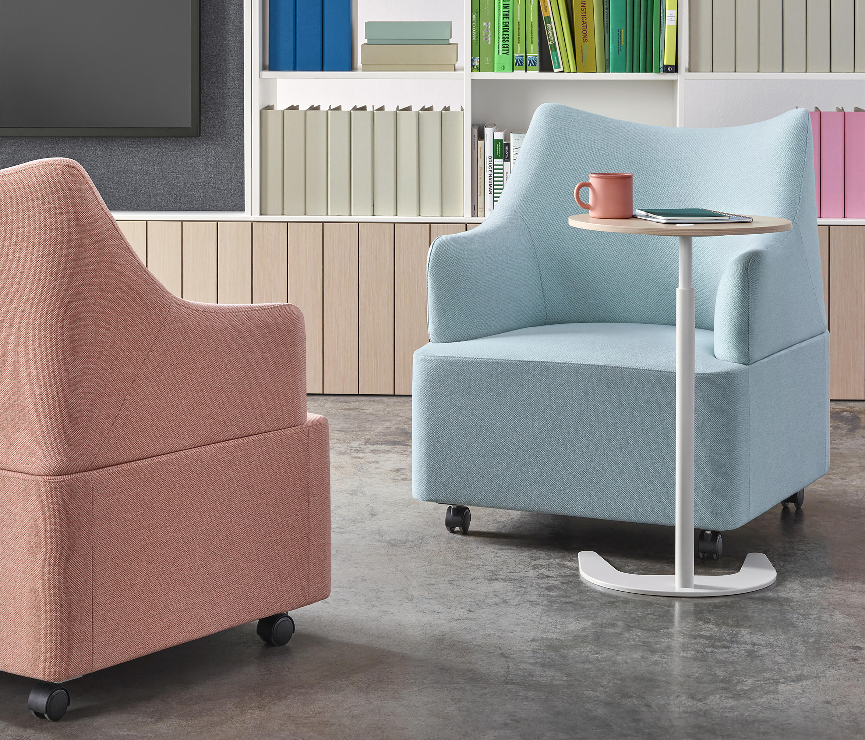 Plex Lounge Furniture Lounge Chairs From Herman Miller