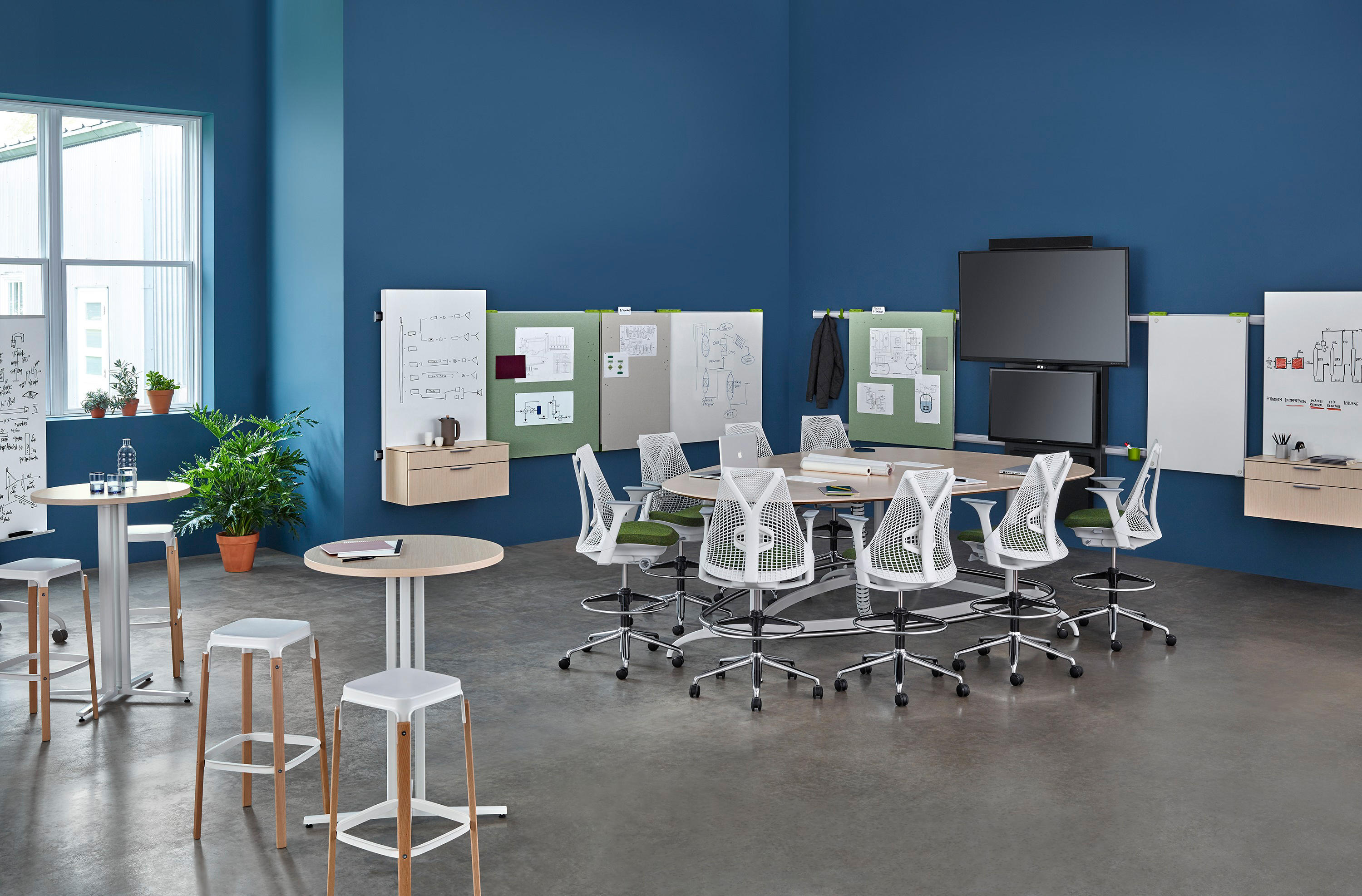 Sayl Chair Task Chairs From Herman Miller Architonic