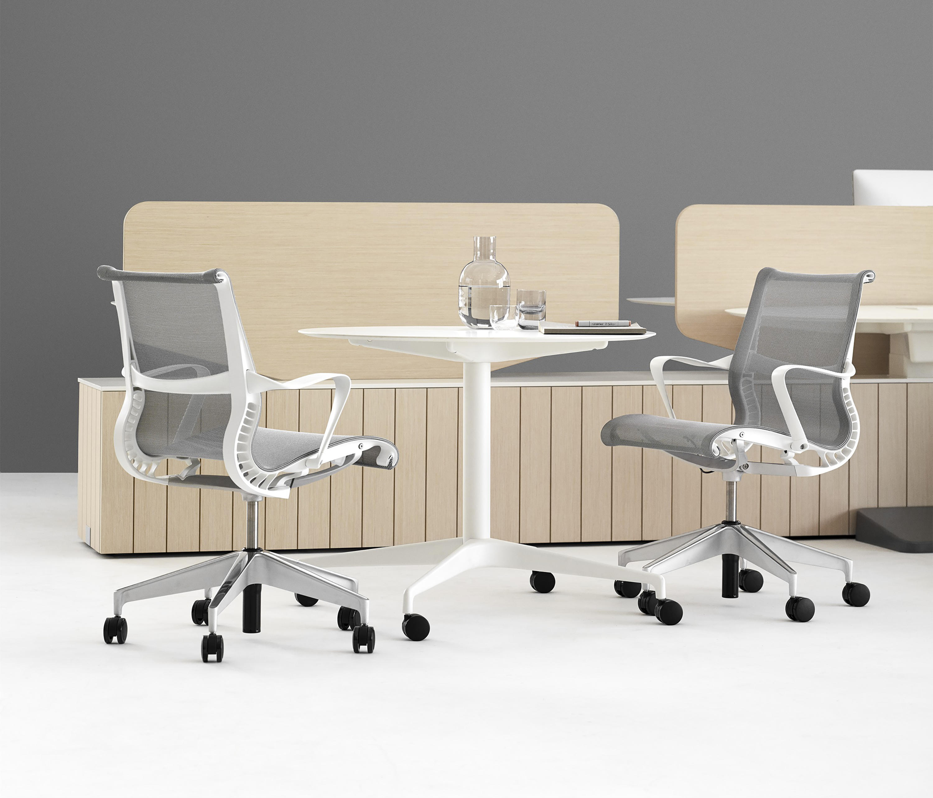 setu chair  task chairs from herman miller  architonic - setu chair by herman miller