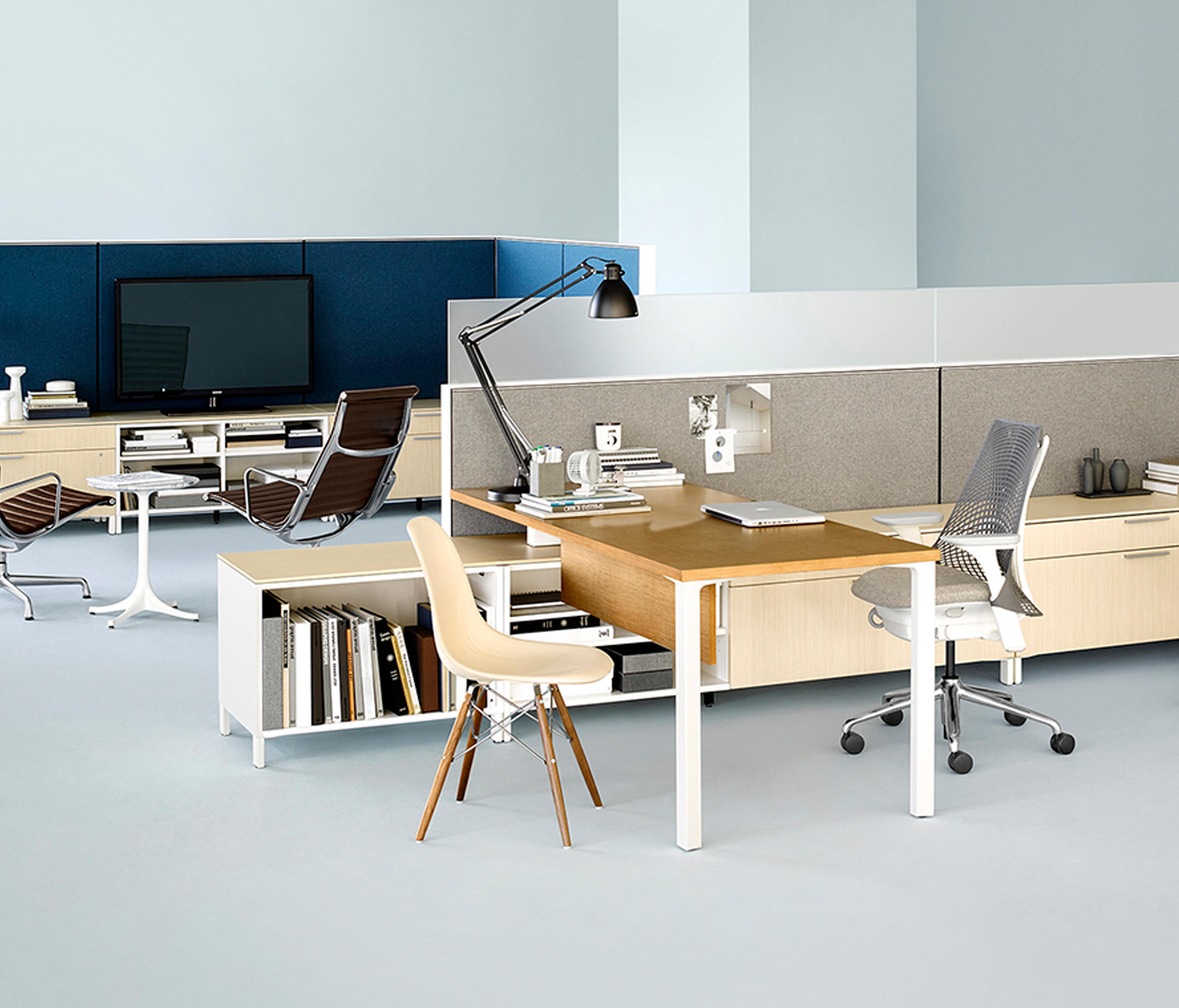 Canvas Office Landscape Von Herman Miller ...