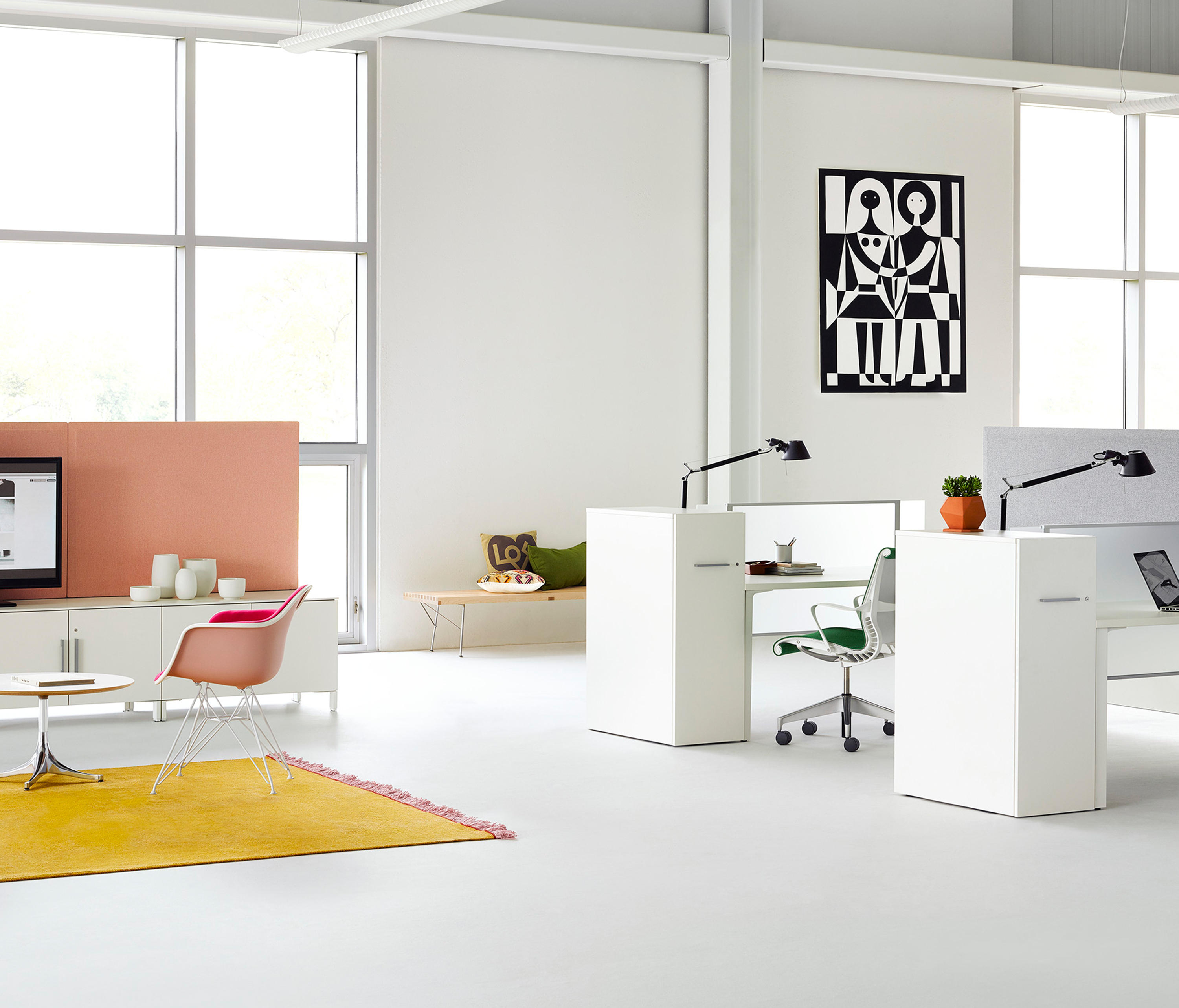 Canvas Office Landscape By Herman Miller · Canvas Office Landscape By  Herman Miller ...