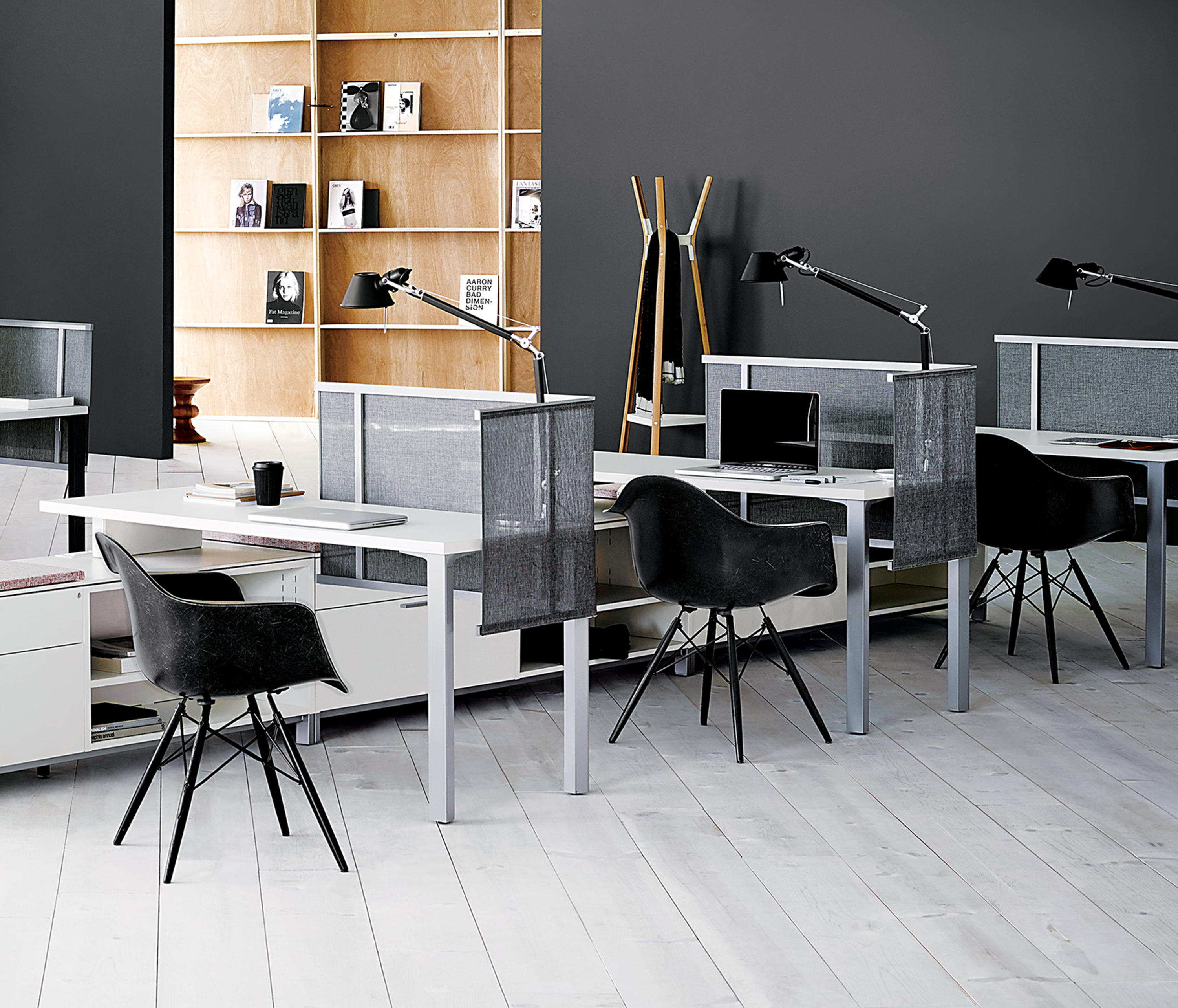 Charmant ... Canvas Office Landscape By Herman Miller