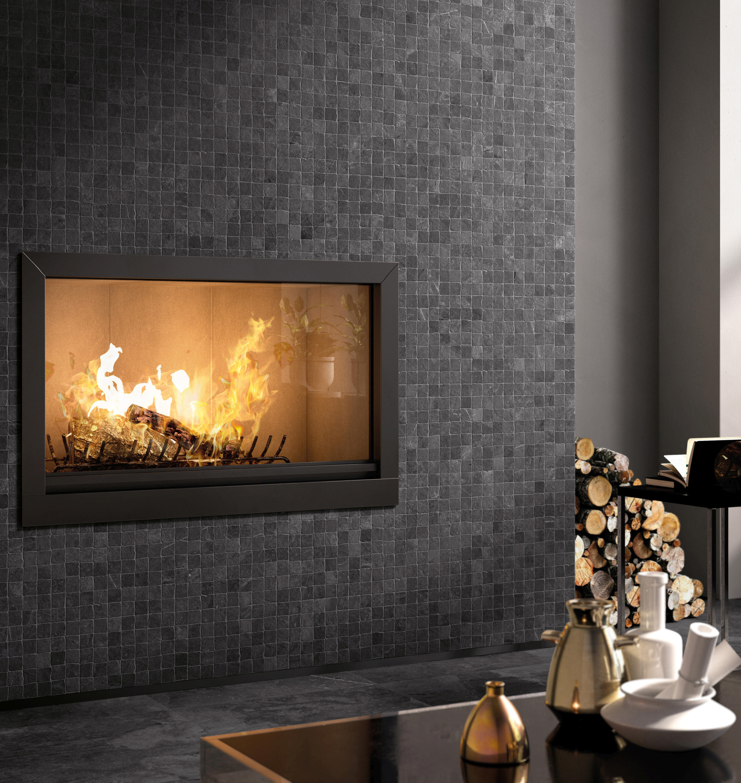stonework ardesia nera 30x60 floor tiles from ceramiche