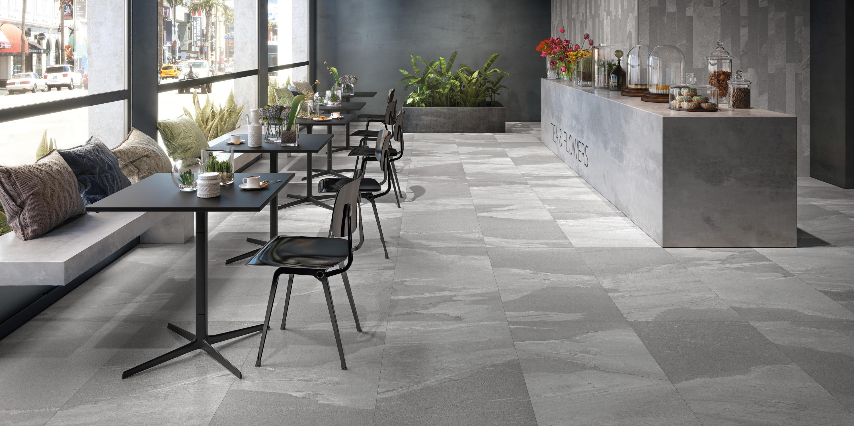 STONEWORK ARDESIA NERA 30X60 - Piastrelle/mattonelle per pavimenti Ceramiche Supergres  Architonic