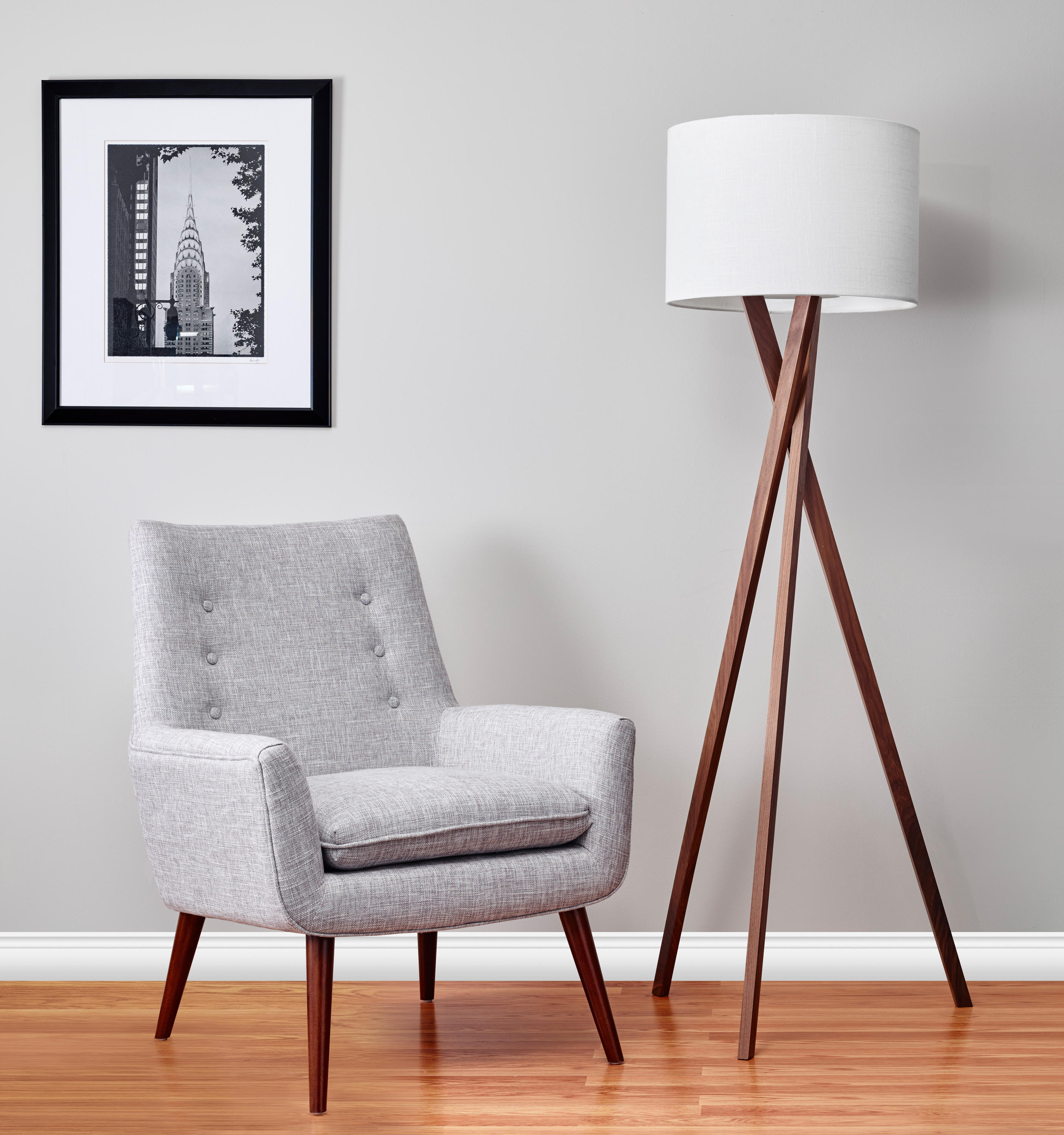 Brooklyn Floor Lamp Free Standing Lights From Ads360