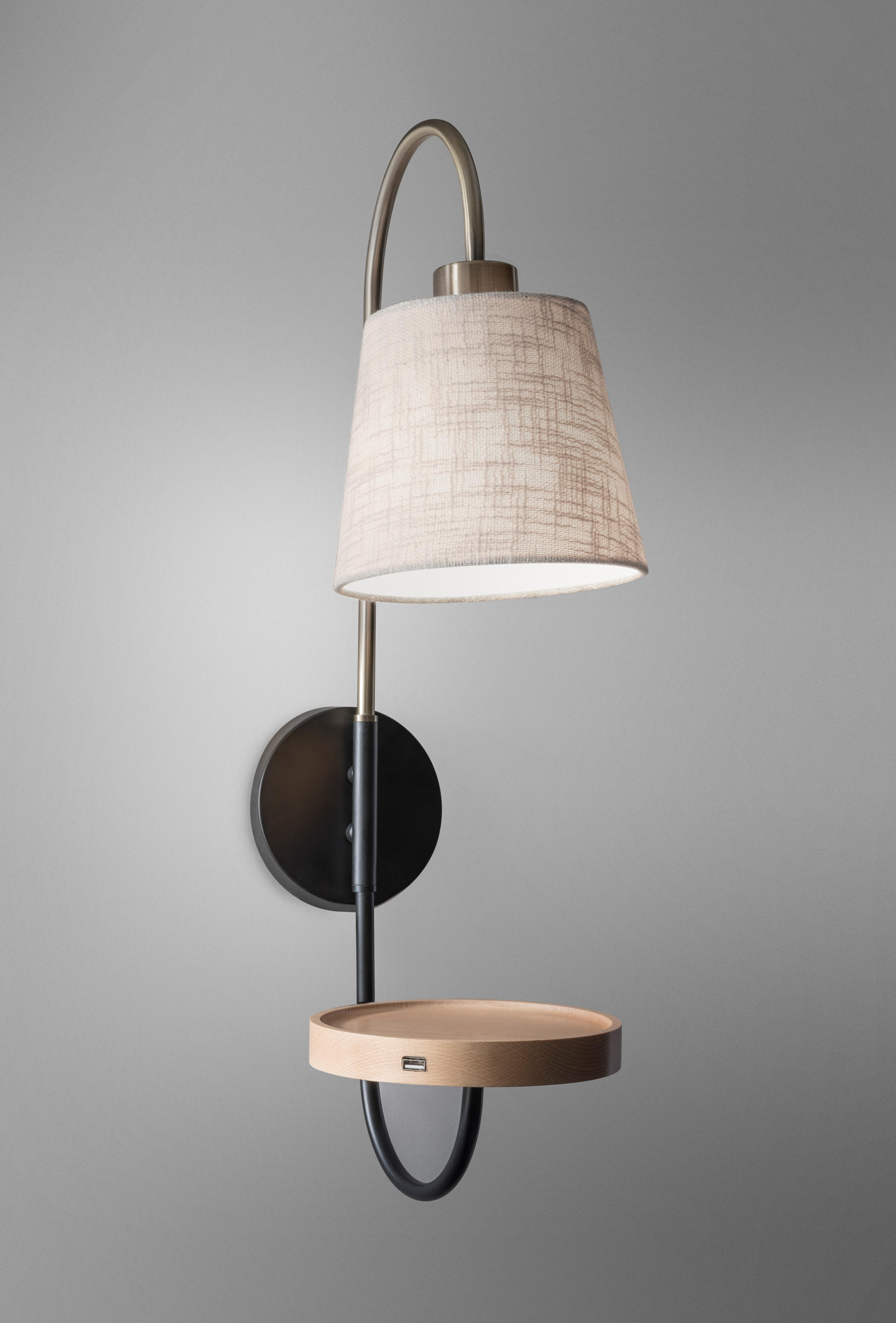 Jeffrey Wall Lamp Amp Designer Furniture Architonic