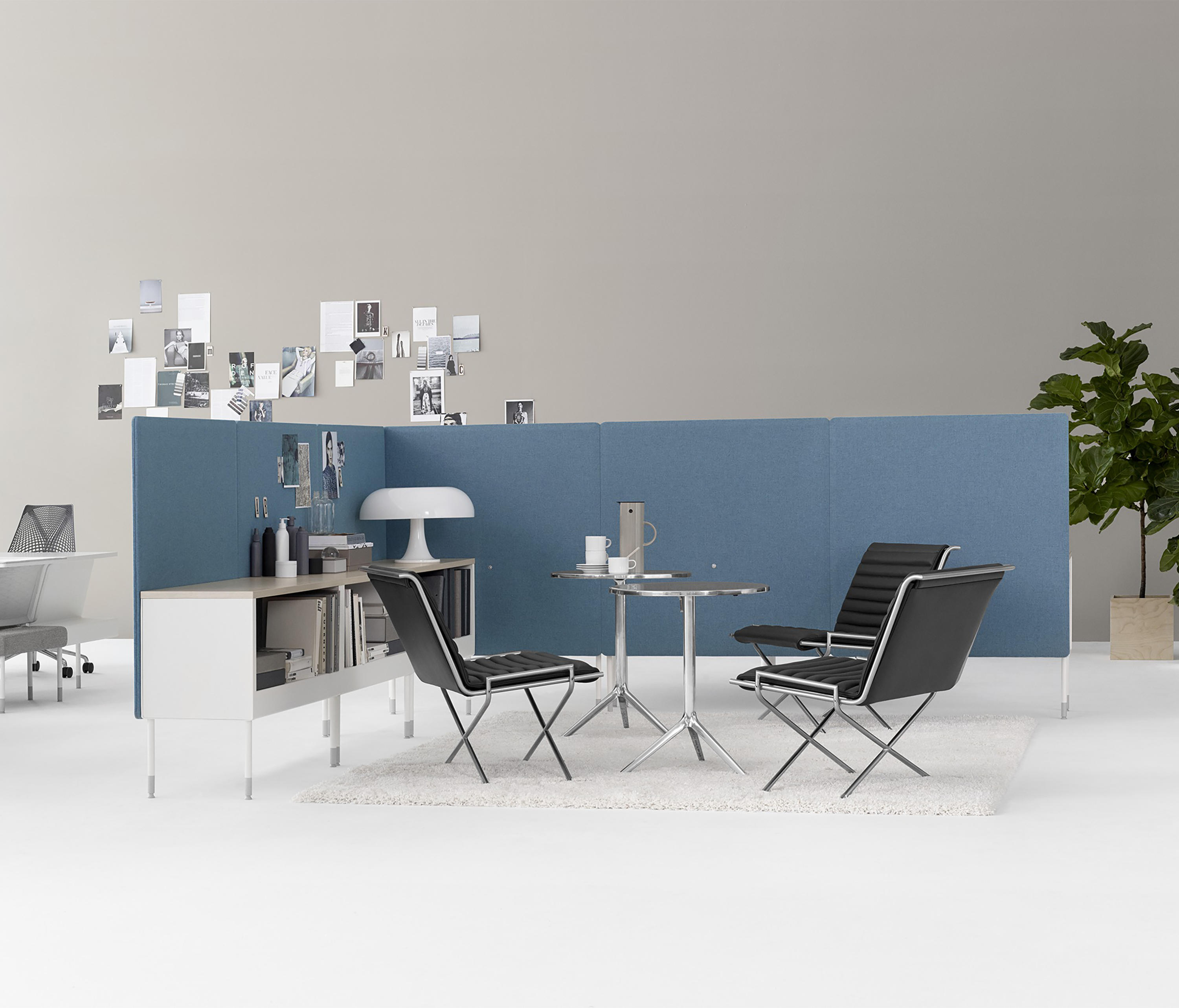 PUBLIC OFFICE LANDSCAPE - Individual Desks From Herman Miller | Architonic