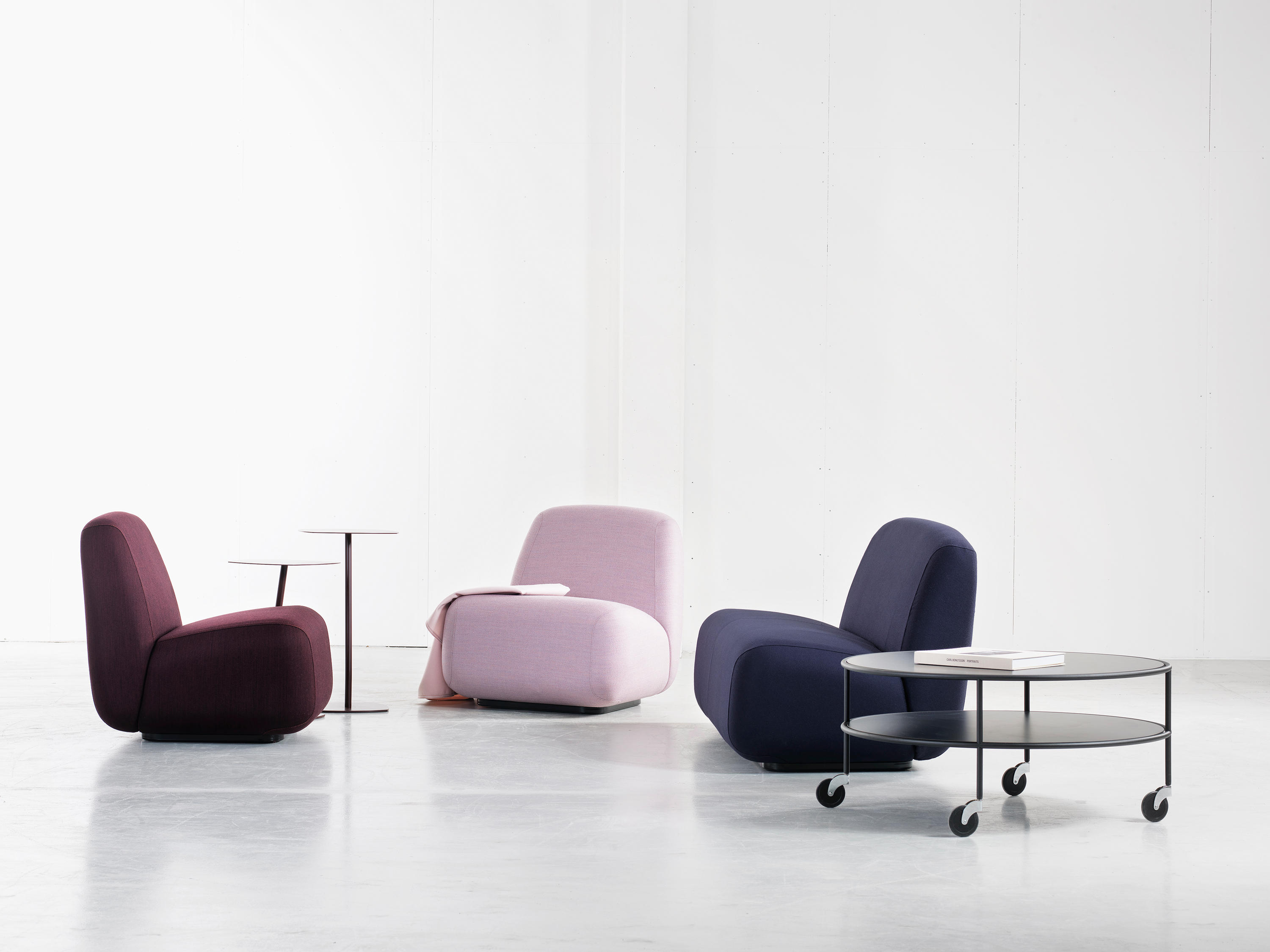 APERI EASY CHAIR Modular seating elements from Lammhults Architonic