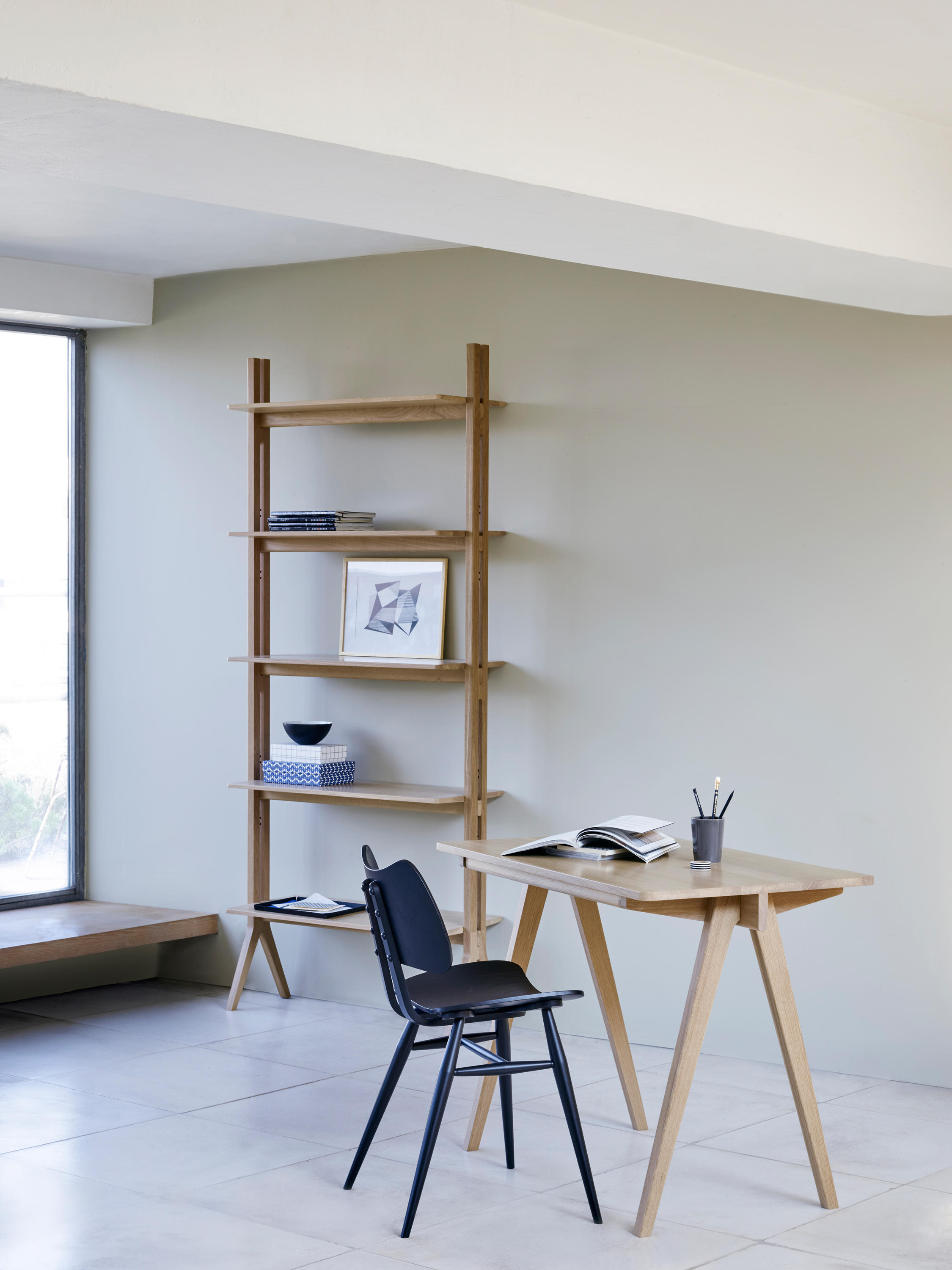 Pero Desk By Ercol