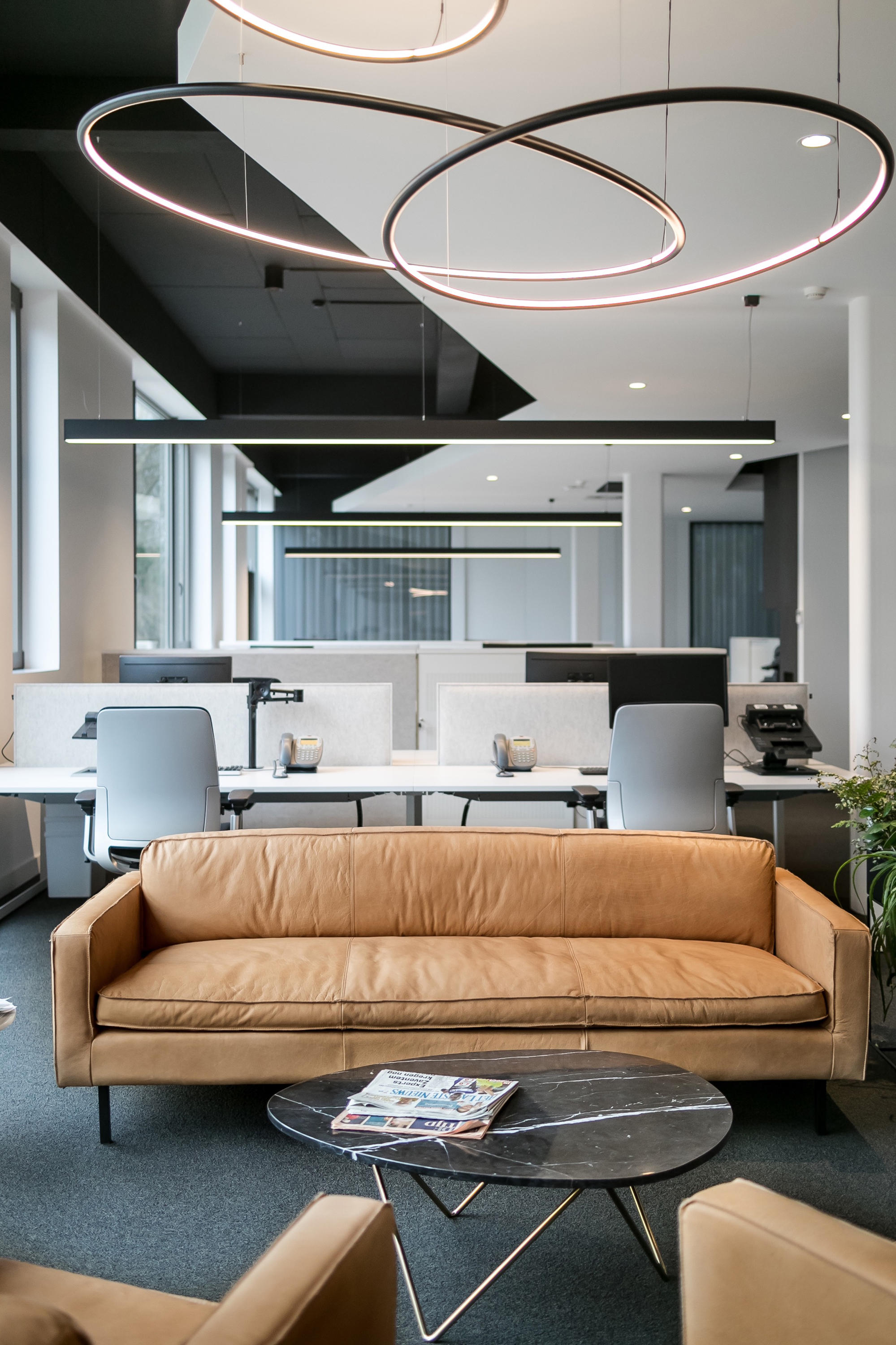 Hoola Suspended Lights From Tossb Architonic