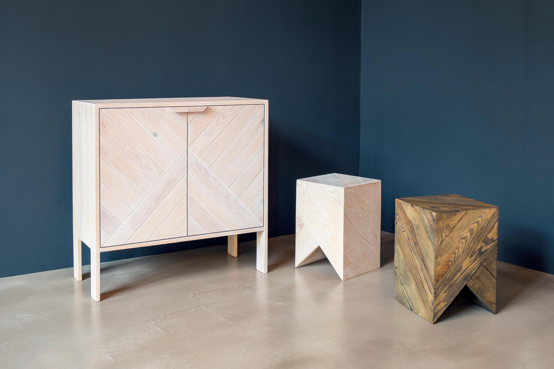 Design Studio Berlin series 45 cabinet sideboards from daniel becker design studio