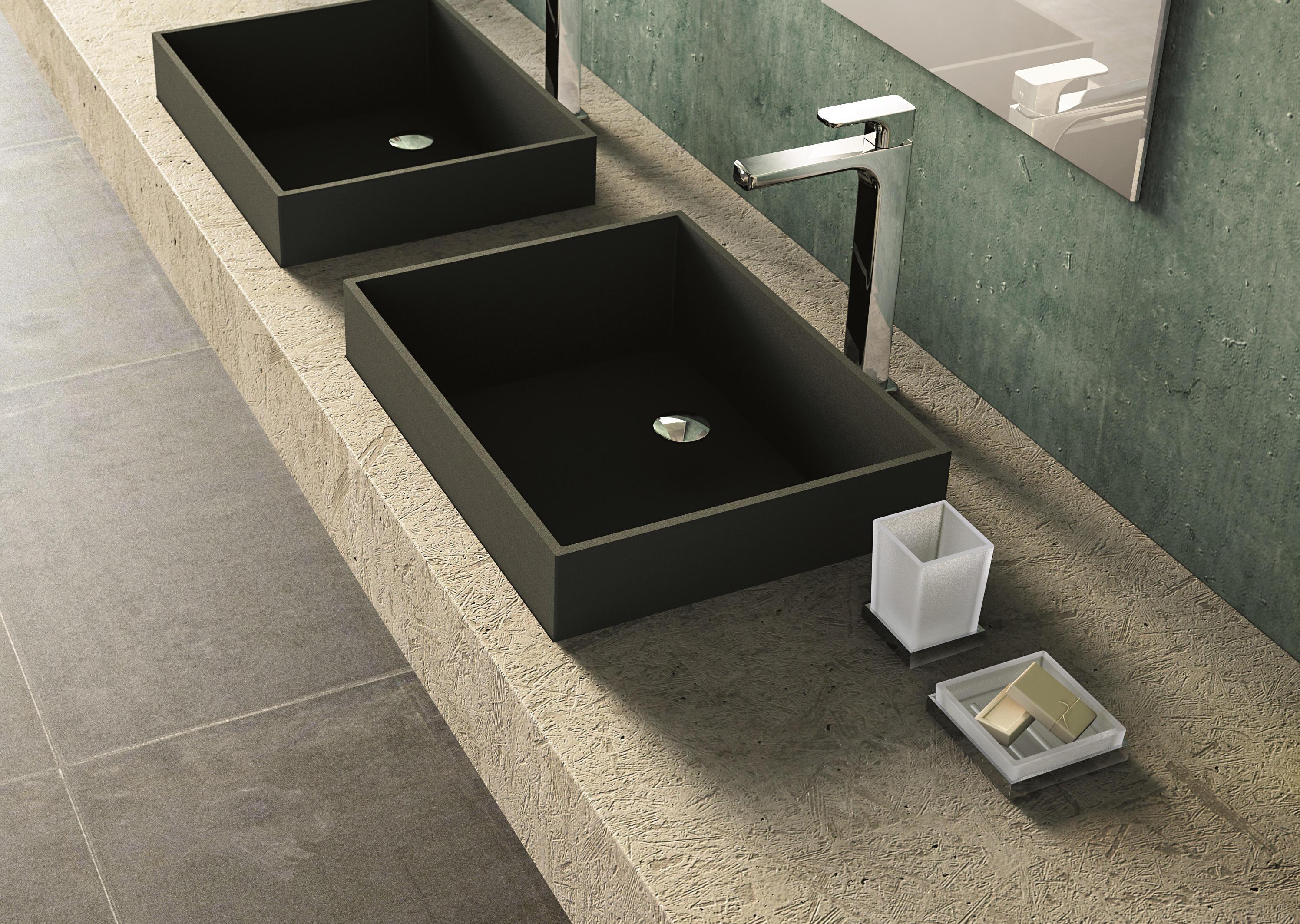 Accessori bagno moderni portasapone fir italia architonic - Accessori moderni bagno ...