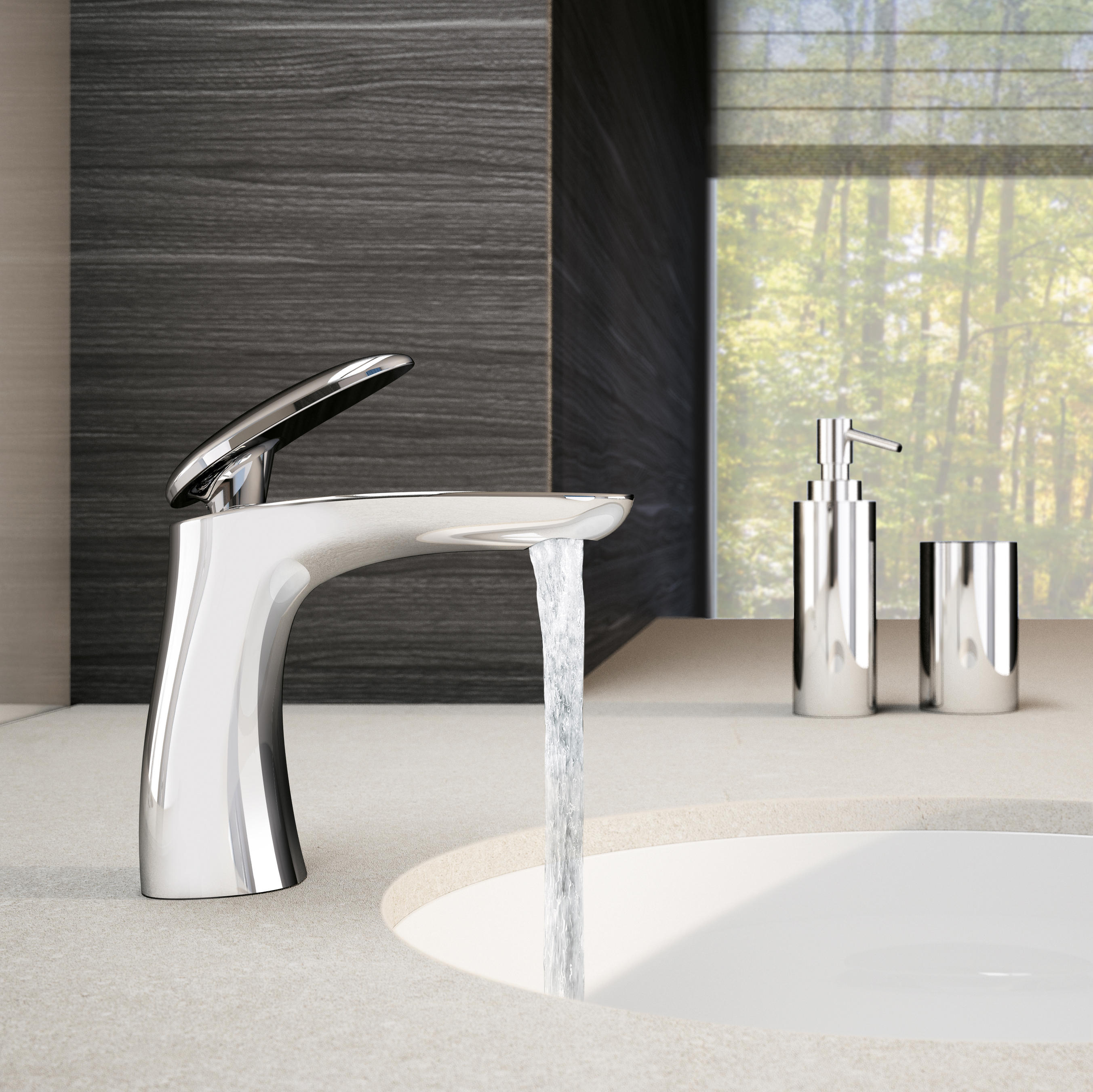 MODERN BATHROOM ACCESSORIES - Soap holders / dishes from Fir ...
