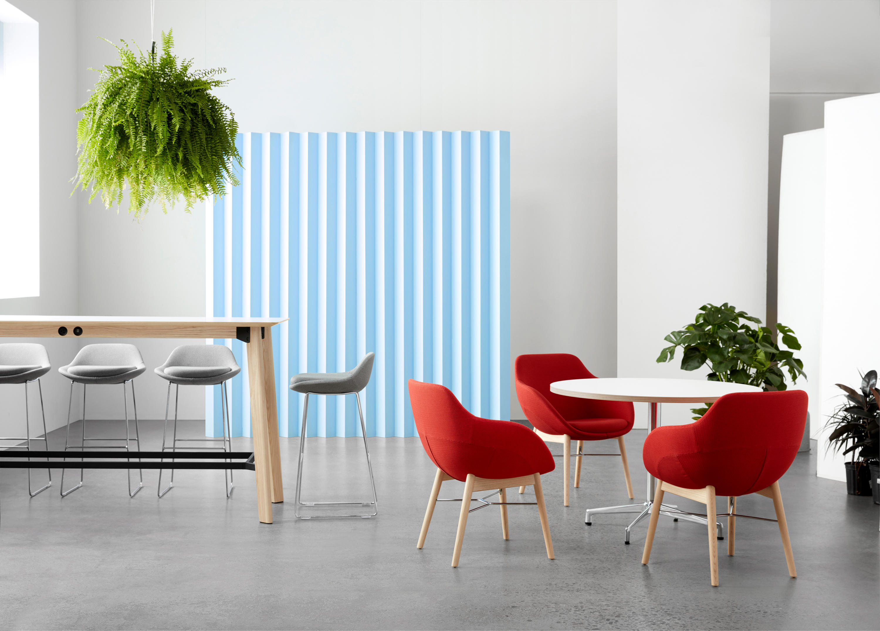 Ponder 68702 Armchairs From Keilhauer Architonic