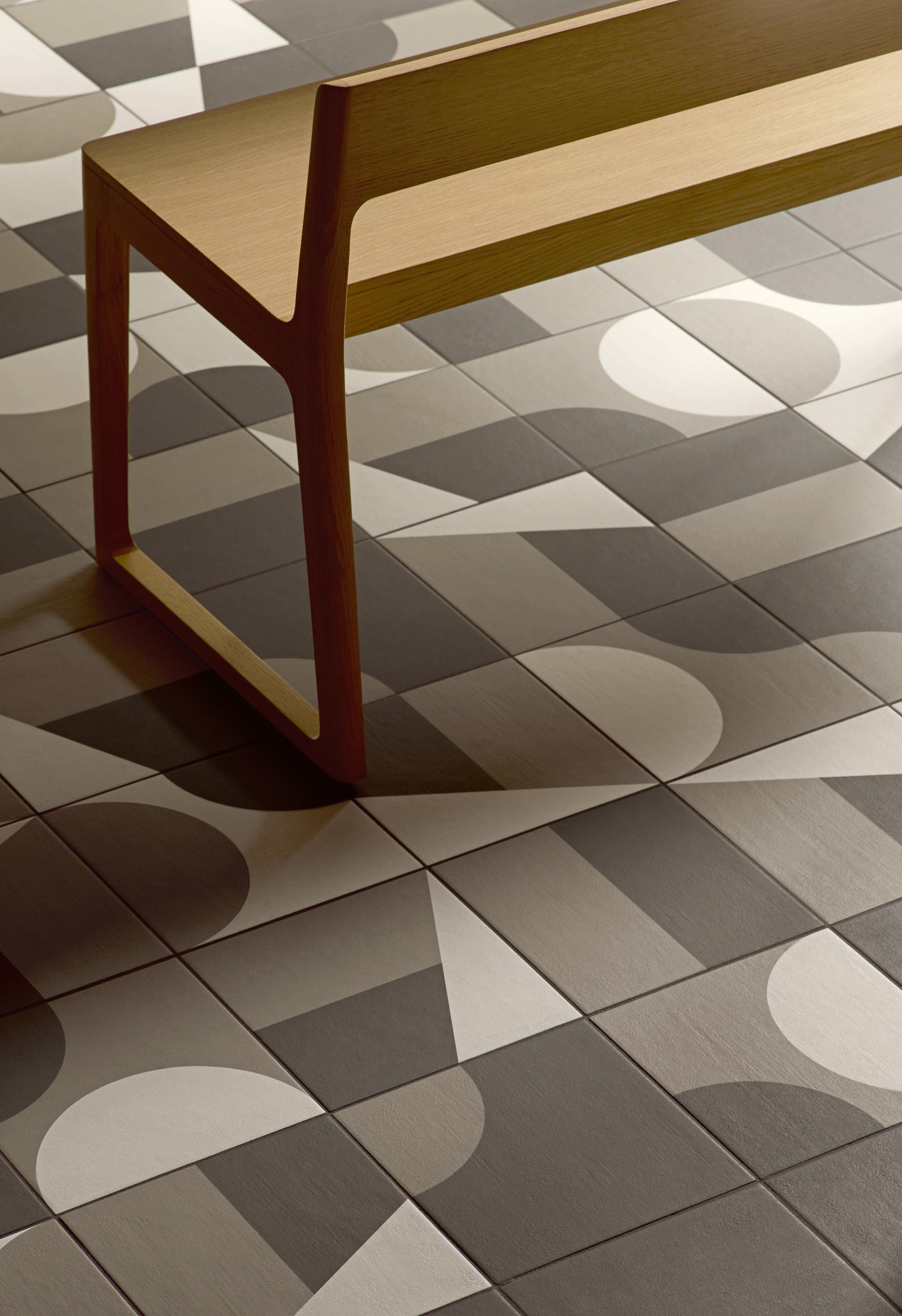 Puzzle floor tiles image collections tile flooring design ideas puzzle cerulean edge floor tiles from ceramiche mutina architonic ambient images doublecrazyfo image collections dailygadgetfo Choice Image