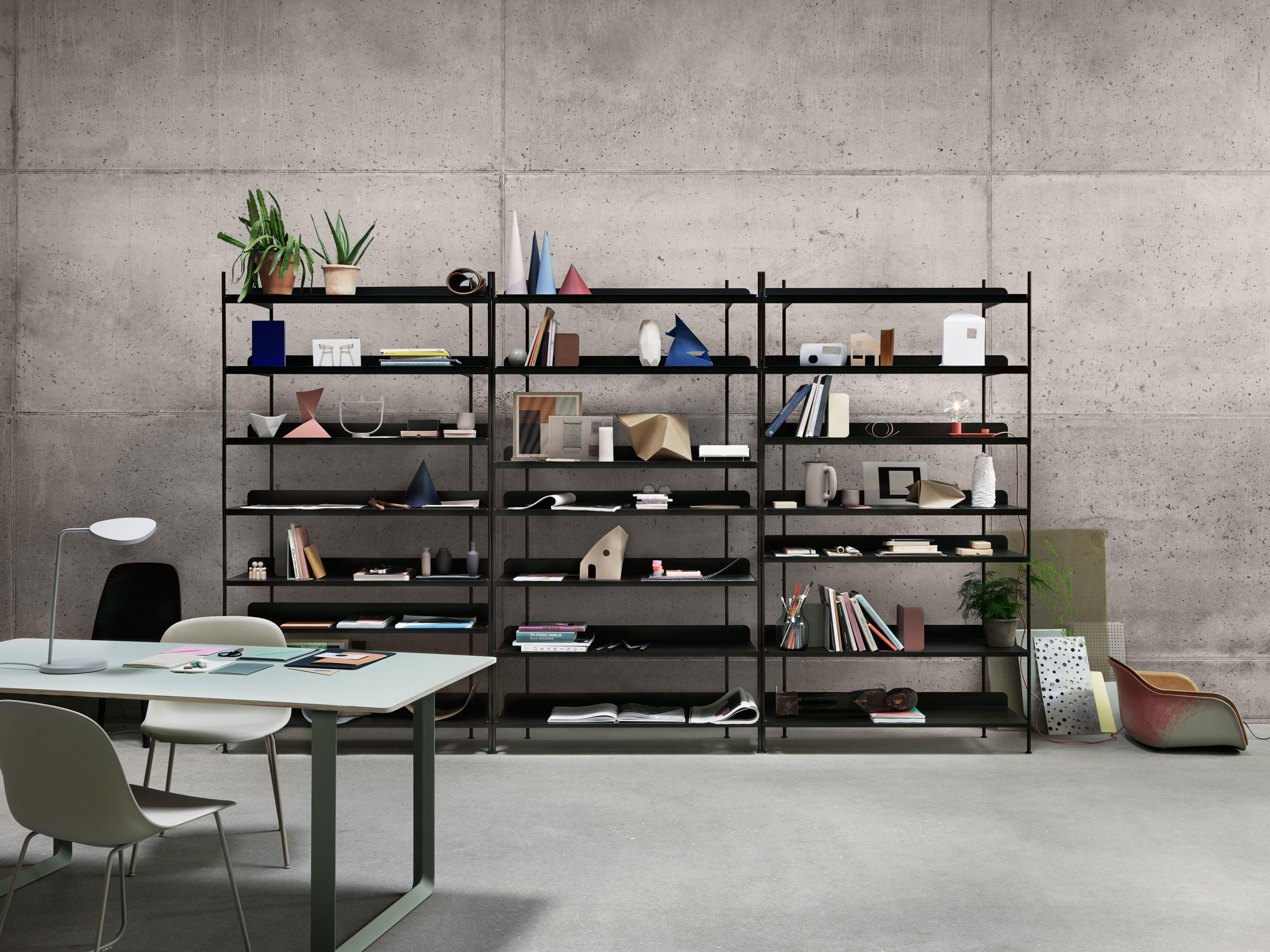 Compile Shelving System Shelving From Muuto Architonic