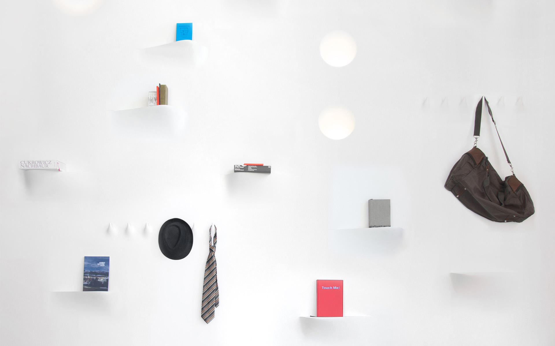 Garderobe Single Hooks From Georg Bechter Licht Architonic