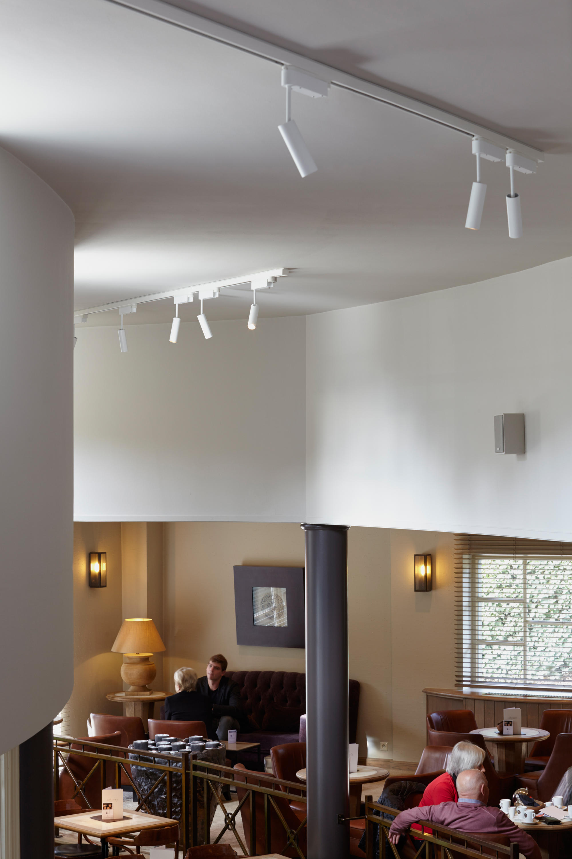 Flatspot 6 Led For Eutrac Retail Ceiling Lights From